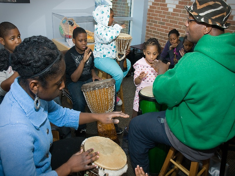 The Family Kwanzaa Adventure program.