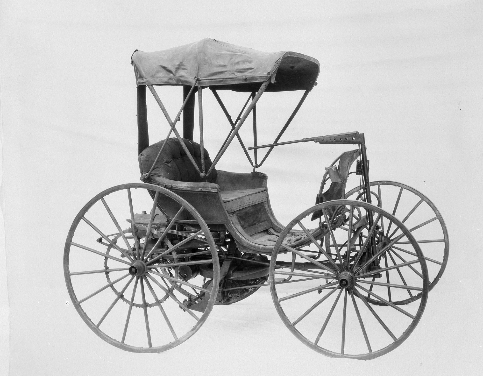 Smithsonian Automobile Collection -- An American Industry is Born ...