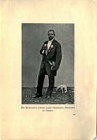Benjamin W. Austin Liberian Autograph Collection