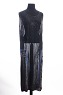 Black beaded Flapper Dress from Anacostia Community Museum ... See More