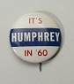 Johnson Humphrey Button from Anacostia Community Museum ... See More