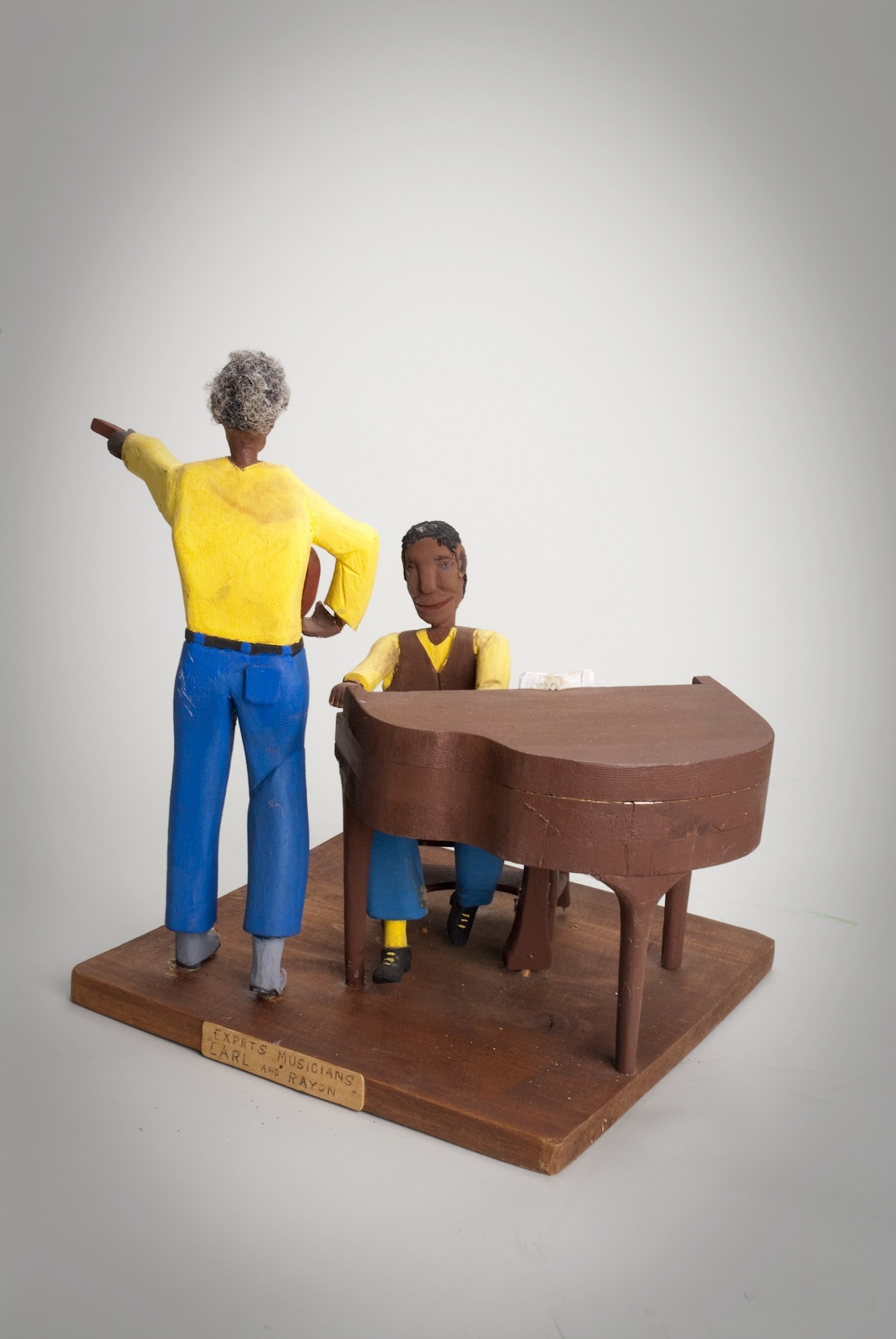 Expert Musicians (Earl and Rayon)