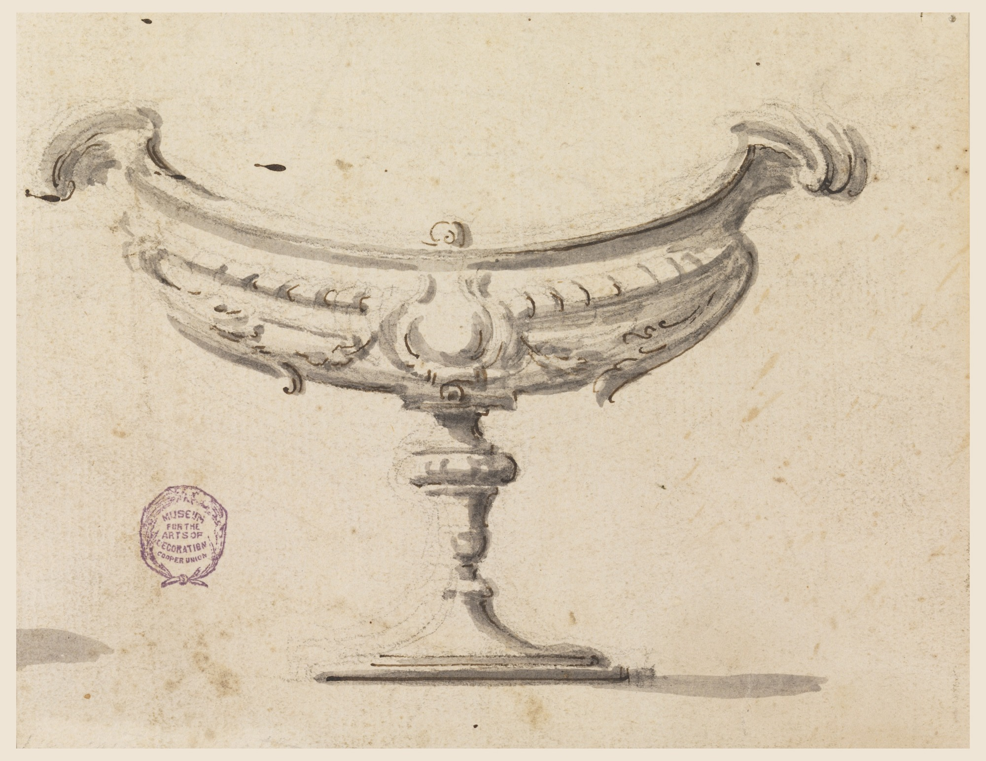 Design for an Incense Boat
