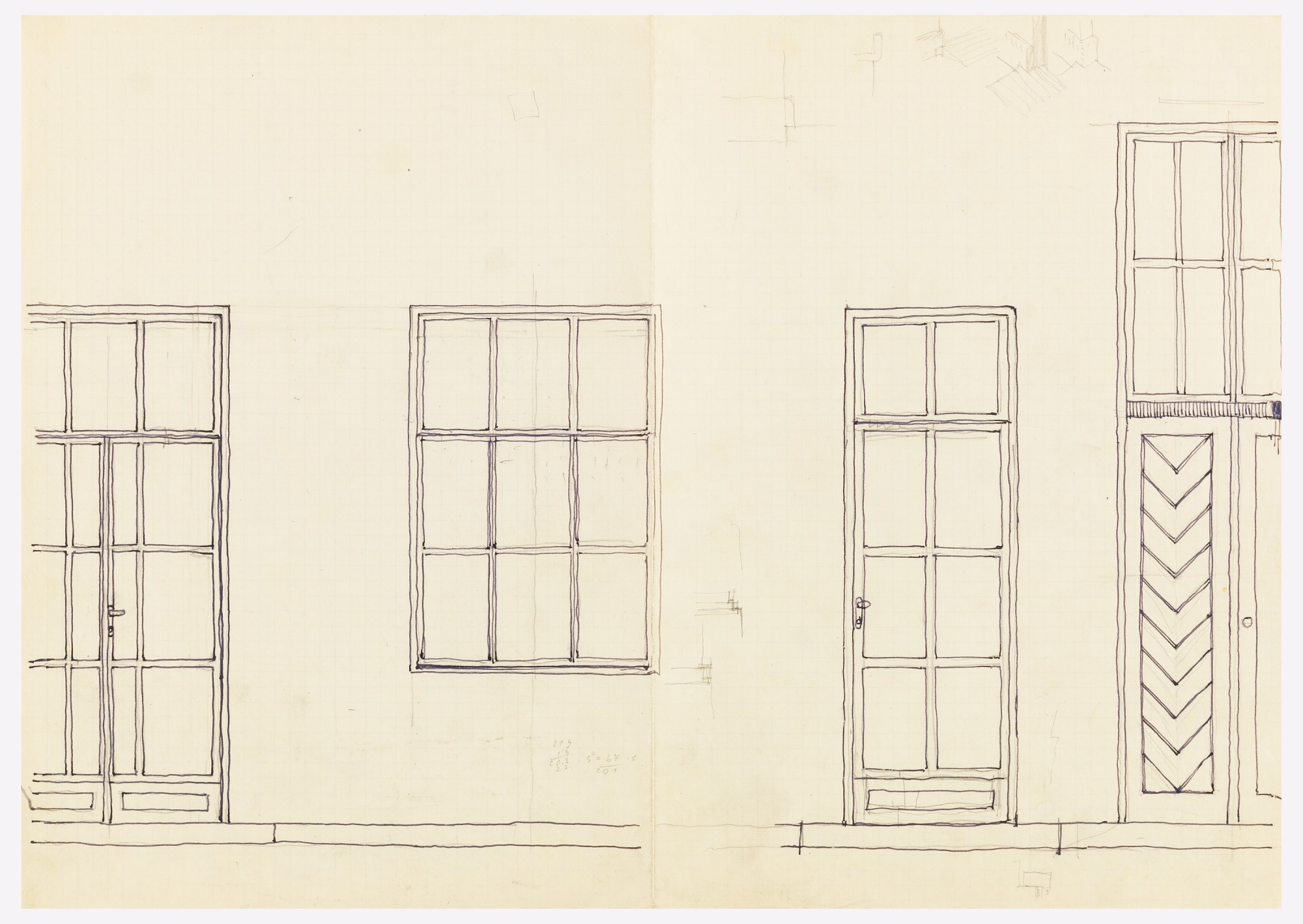 Doorways and Windows