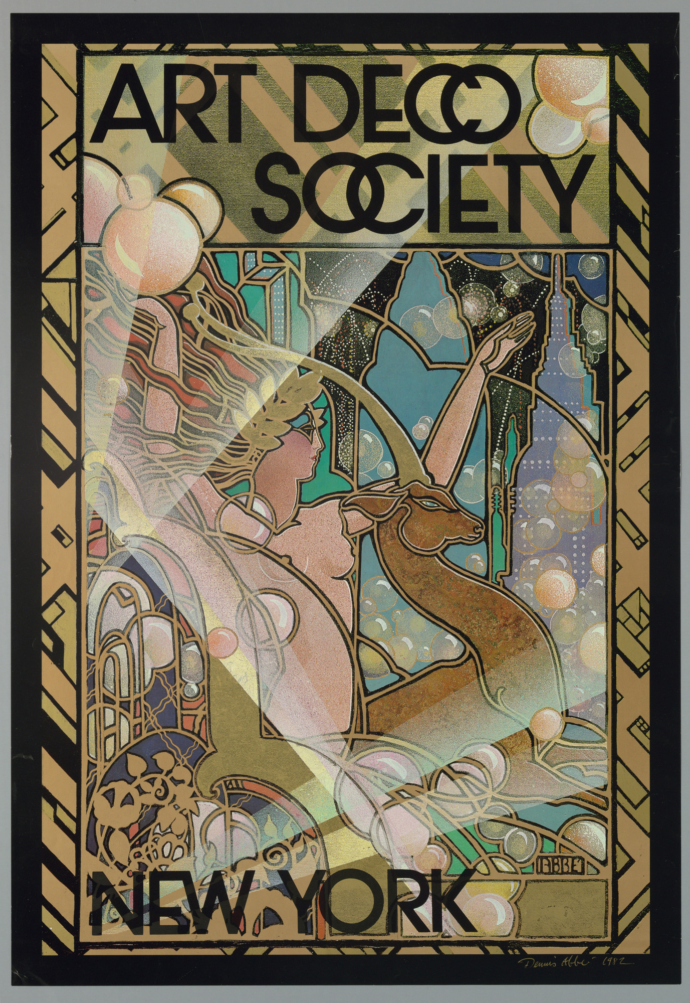 Art Deco Society (artist/