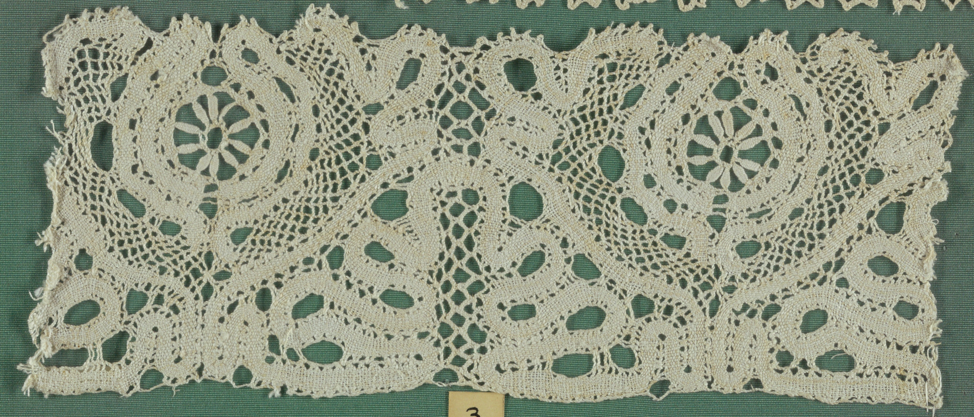 Cooper Union Museum Lace Study Card
