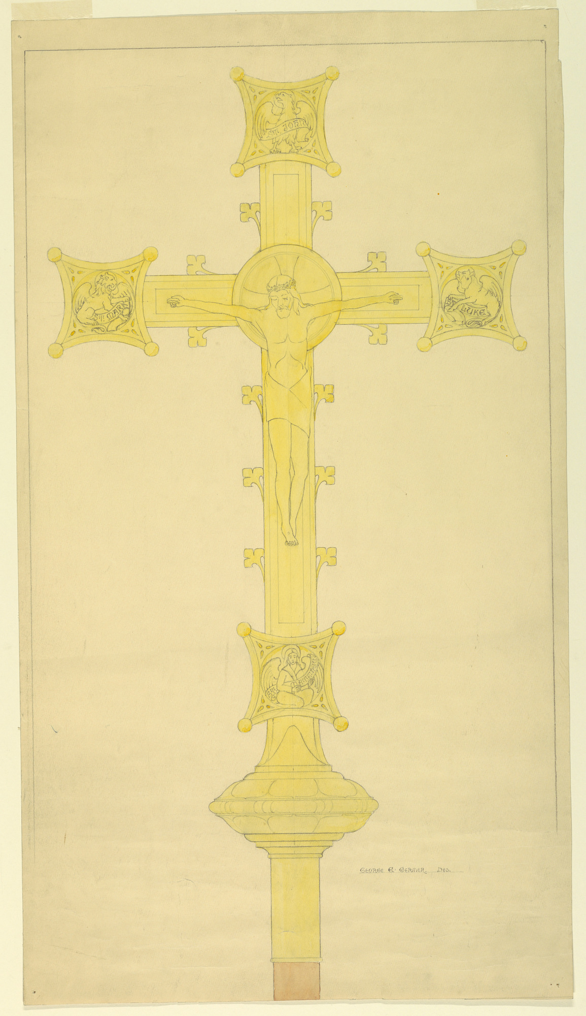 Design for a Processional Cross