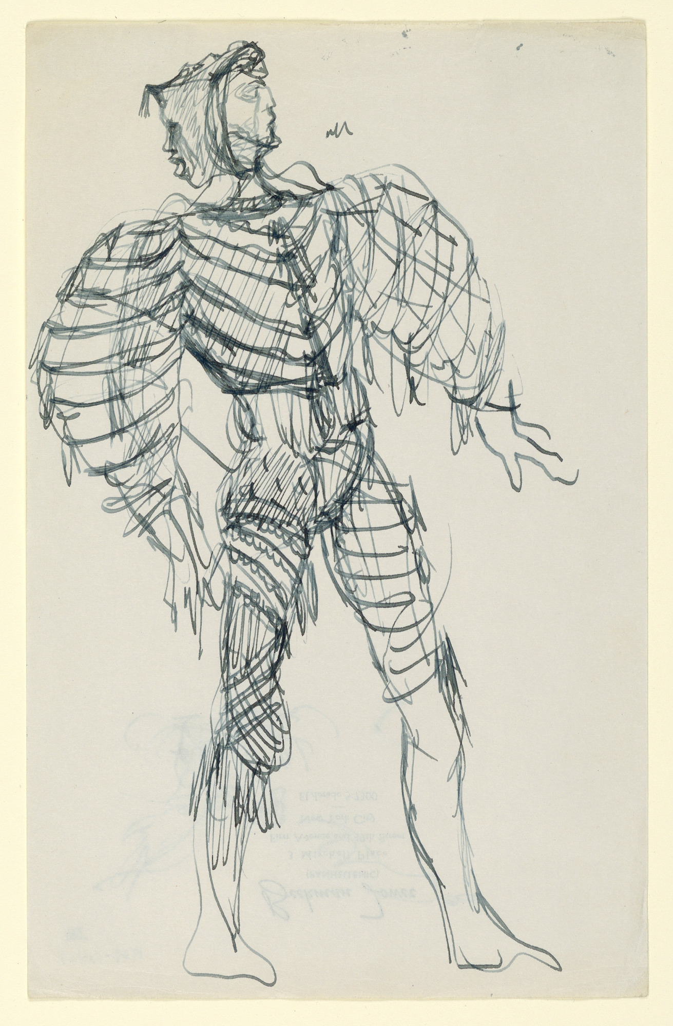 Costume Design: Carnival Costume with Mask