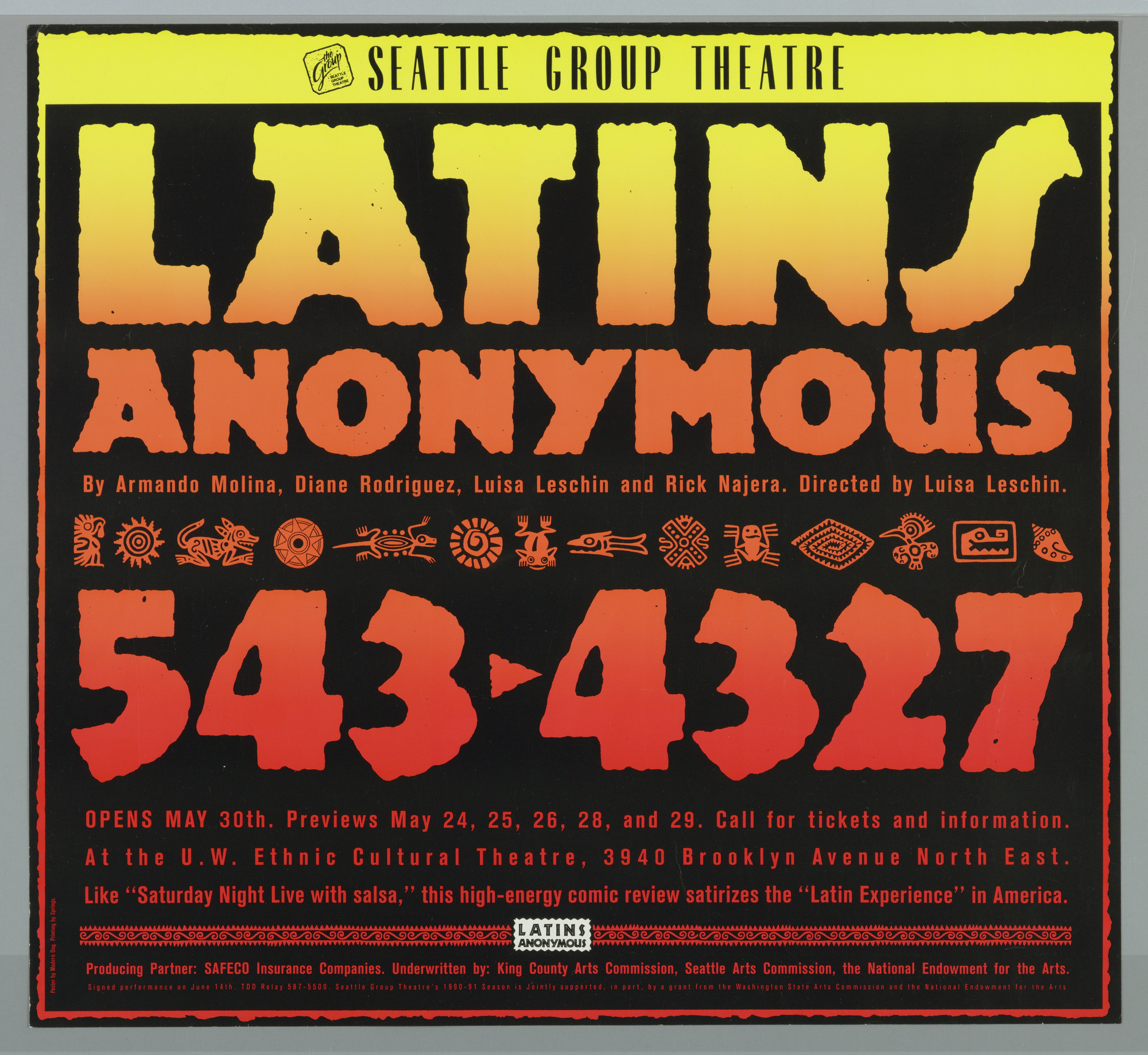 Latins Anonymous