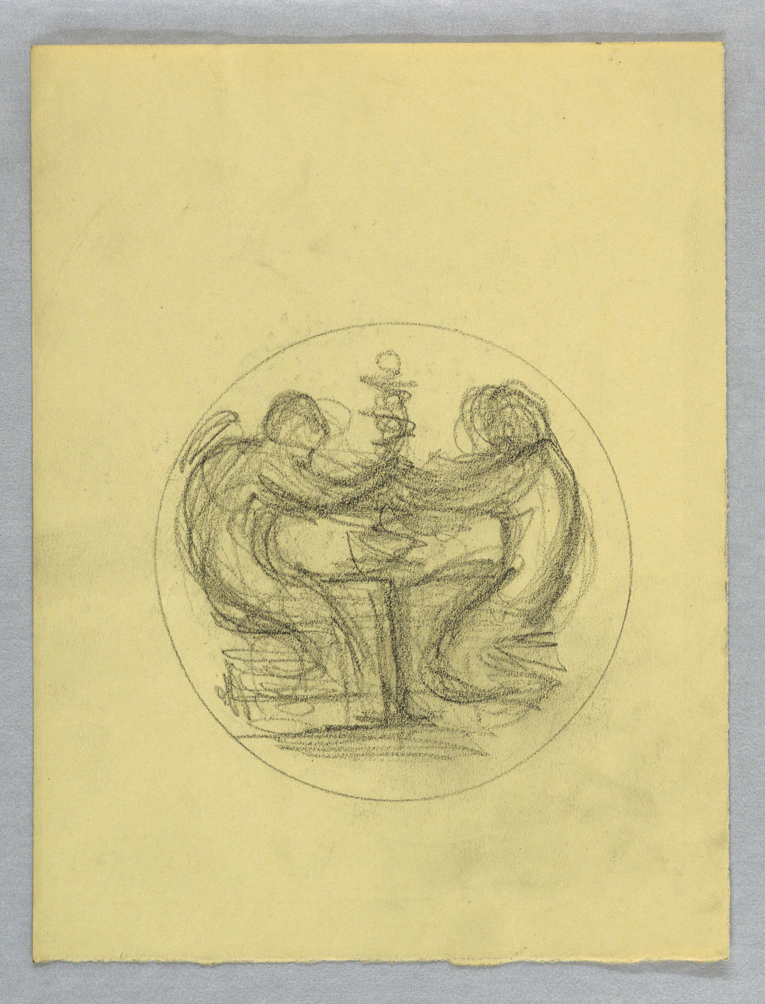 Sketches for Michael Friedsam Medal for Industrial Art