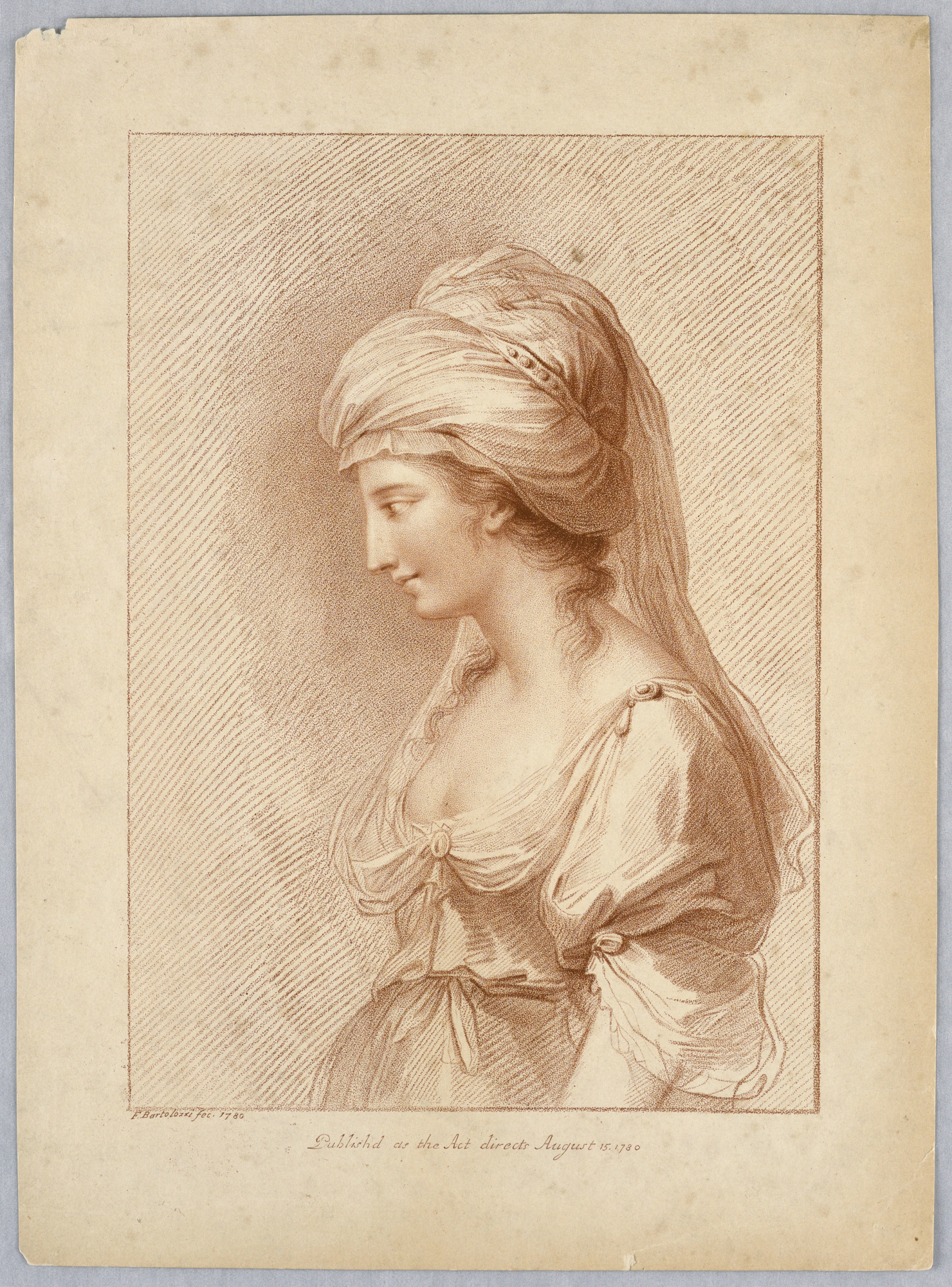 Portrait of a Lady (The Grecian Daughter)
