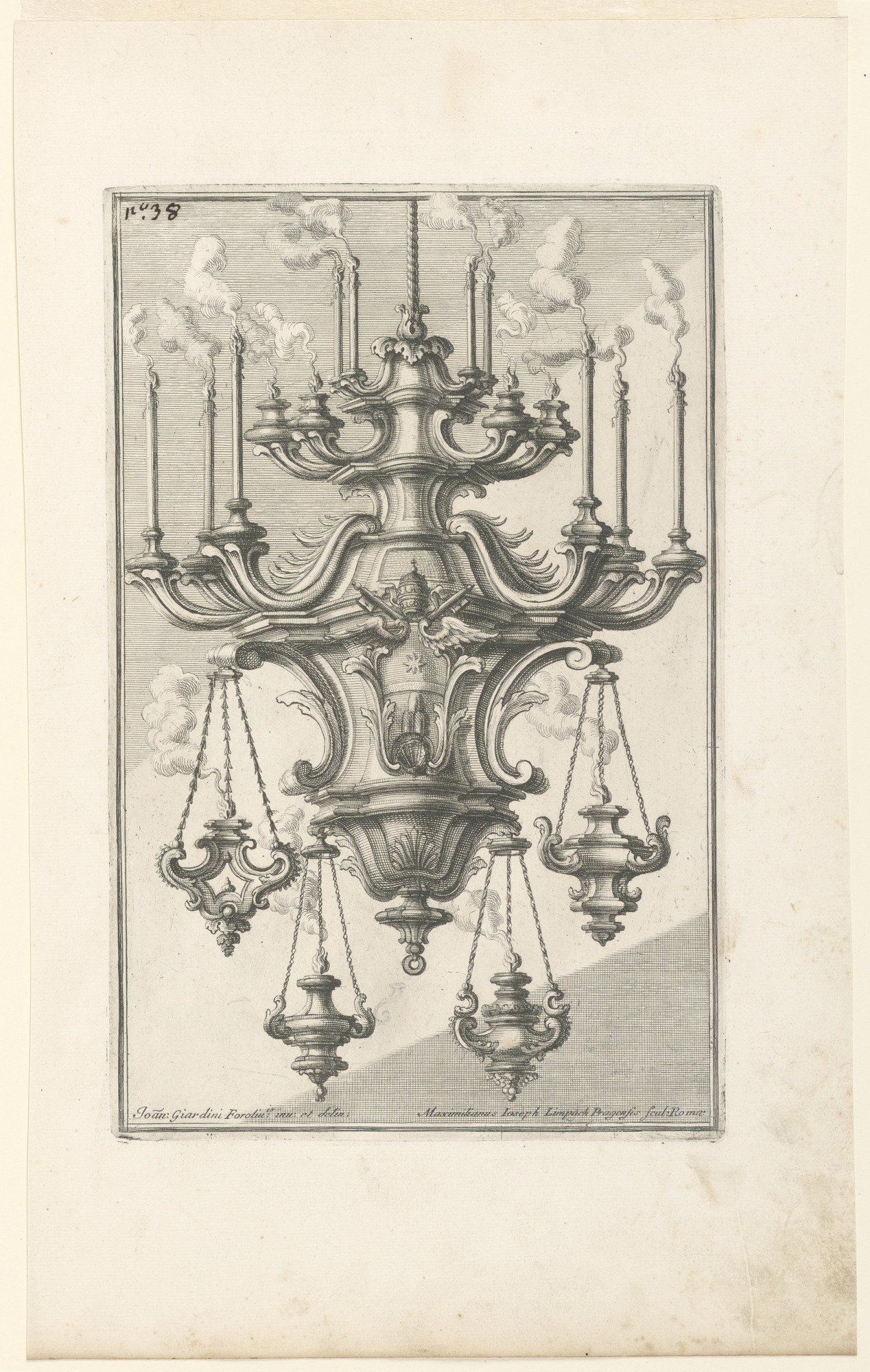 Sanctuary Lamp, from