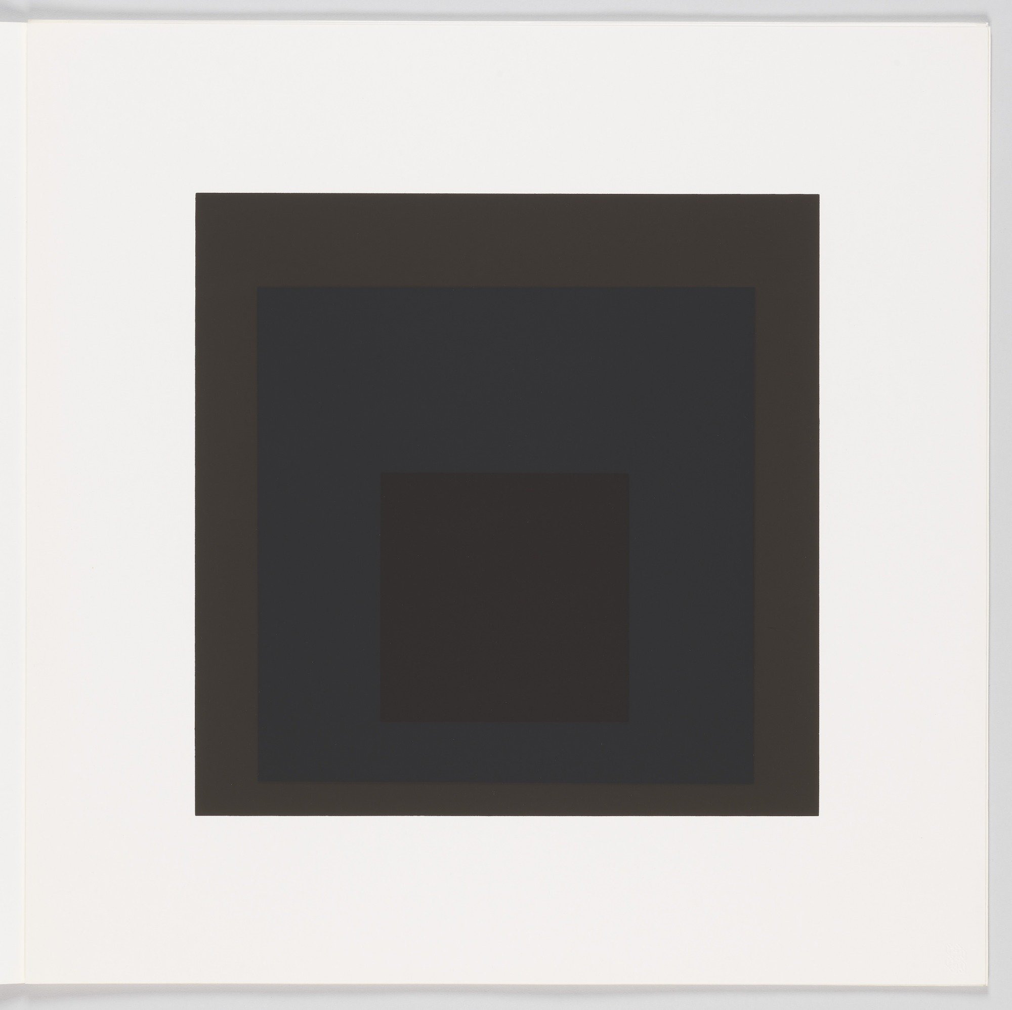 Profundo, Homage to the Square, Soft Edge – Hard Edge