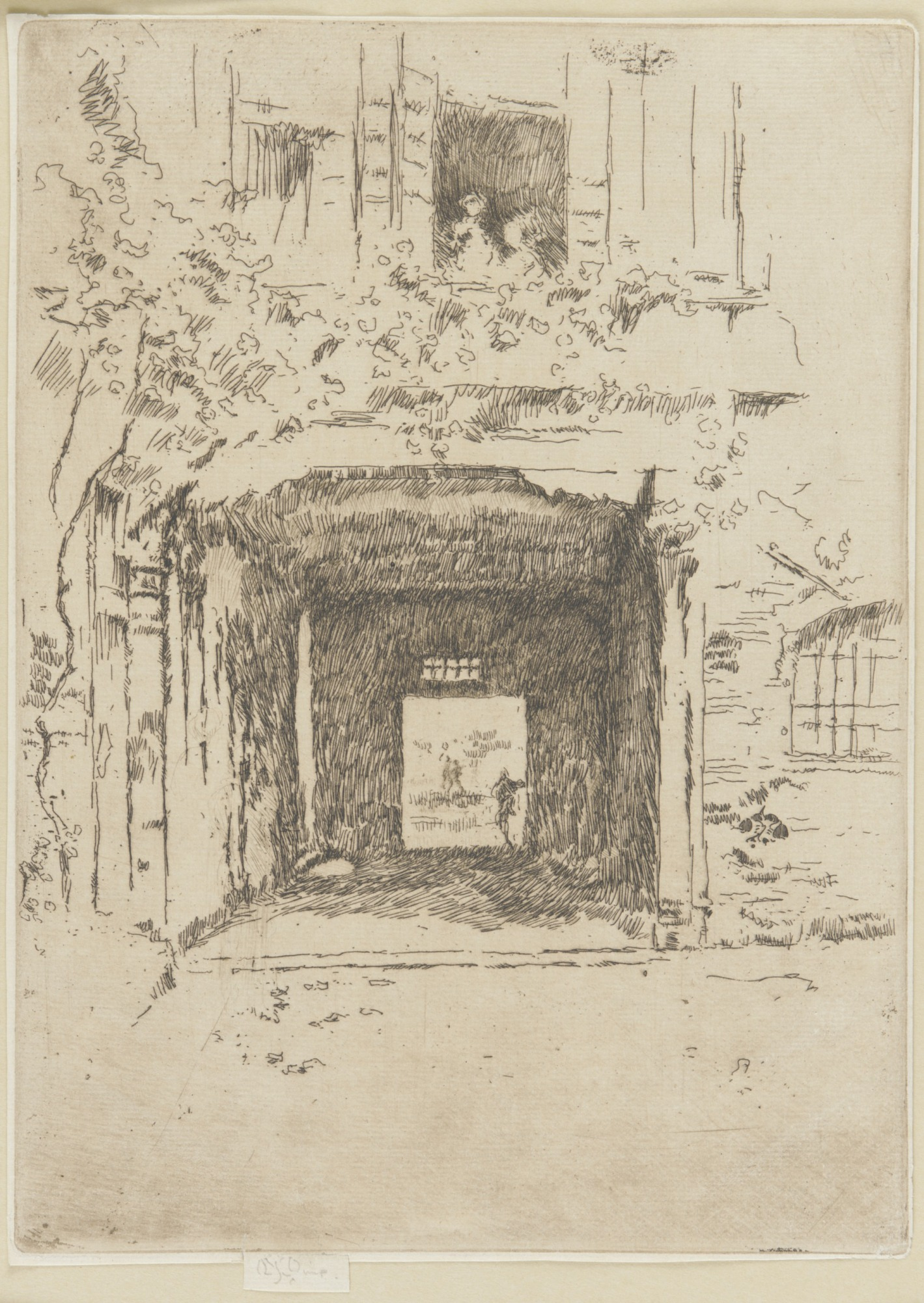 Doorway and Vine