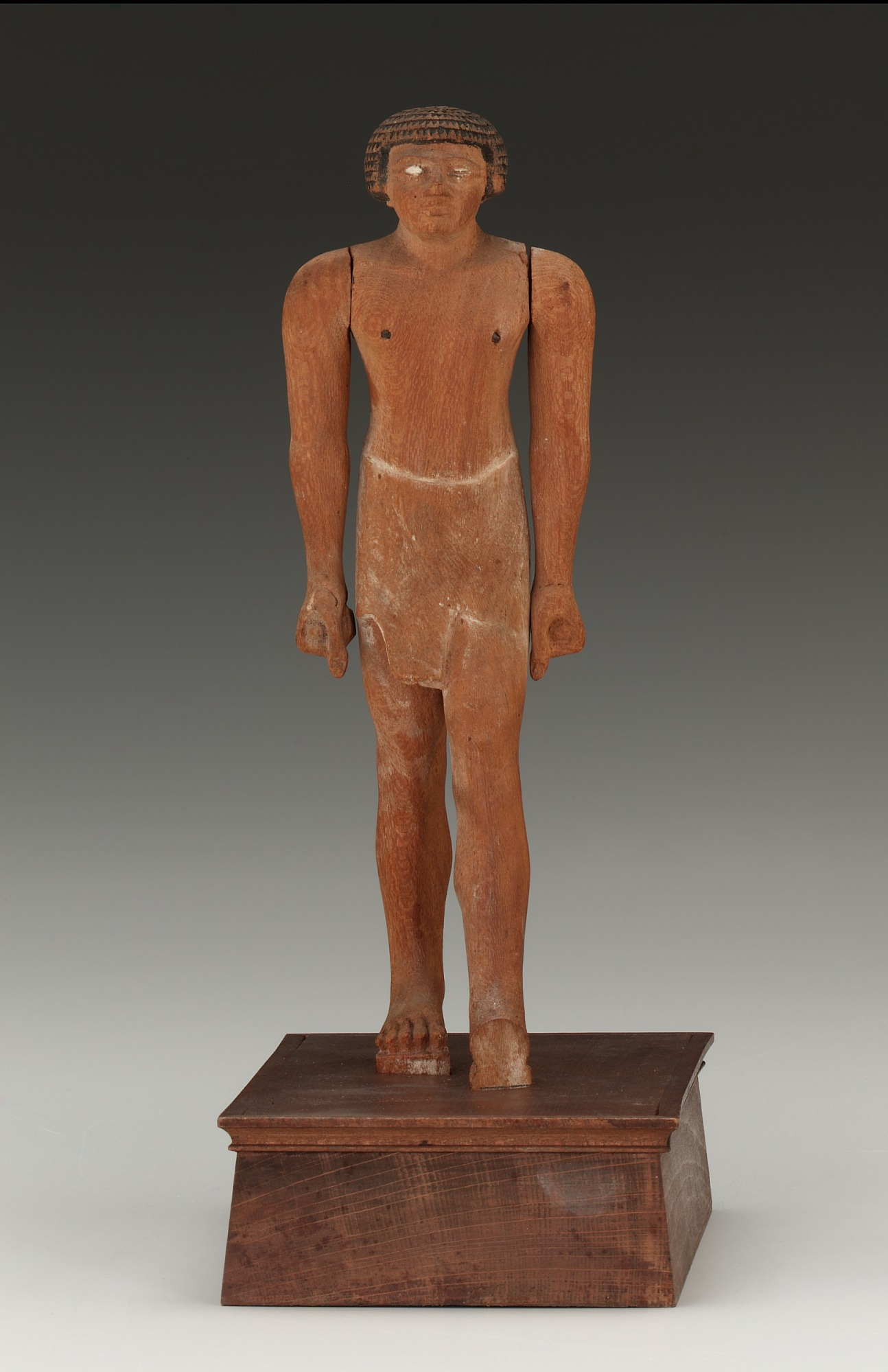 front: Statuette, probably modern forgery