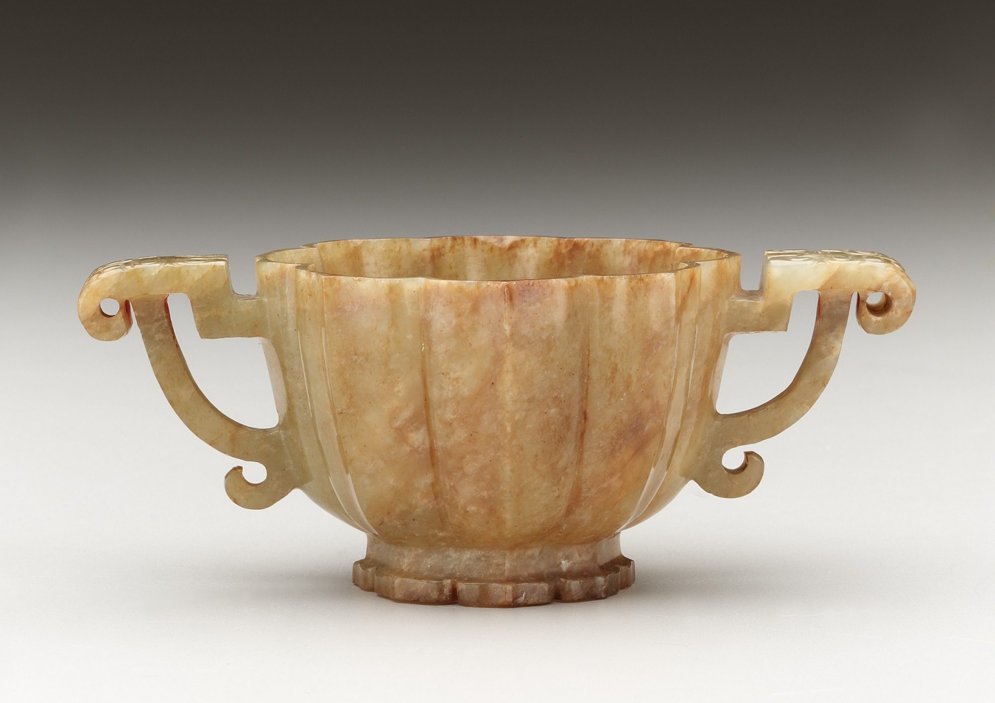 profile: Handled cup