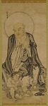 Panthaka, the 10th of the 16 Arhats