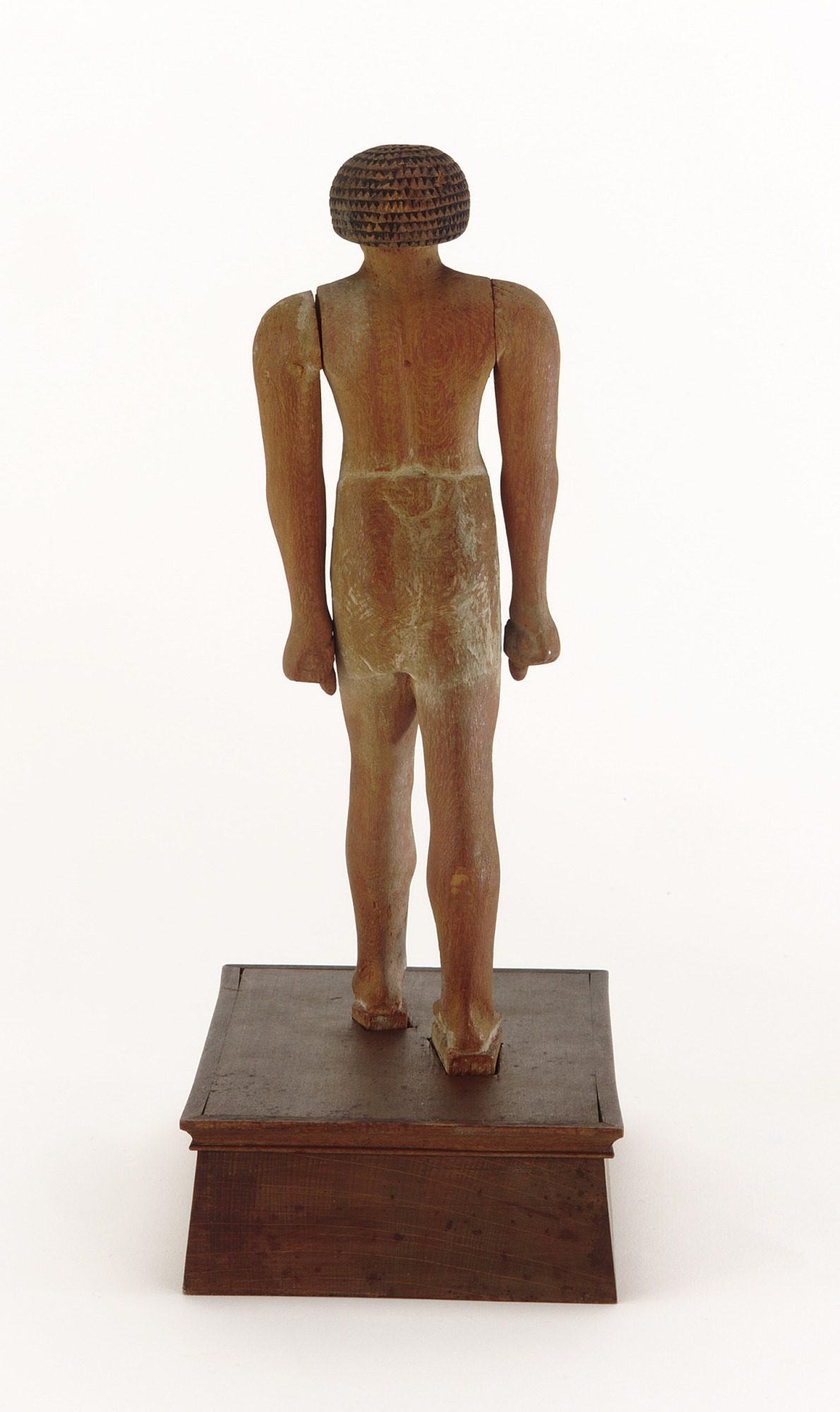 back: Statuette, probably modern forgery