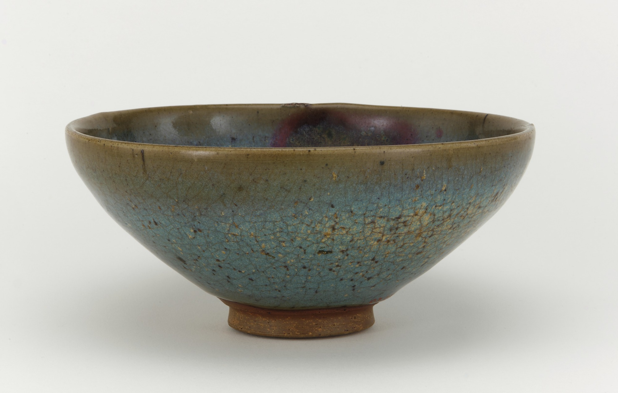profile: Jun ware bowl