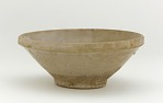 Minqing ware bowl, possibly used in Japan as a tea bowl