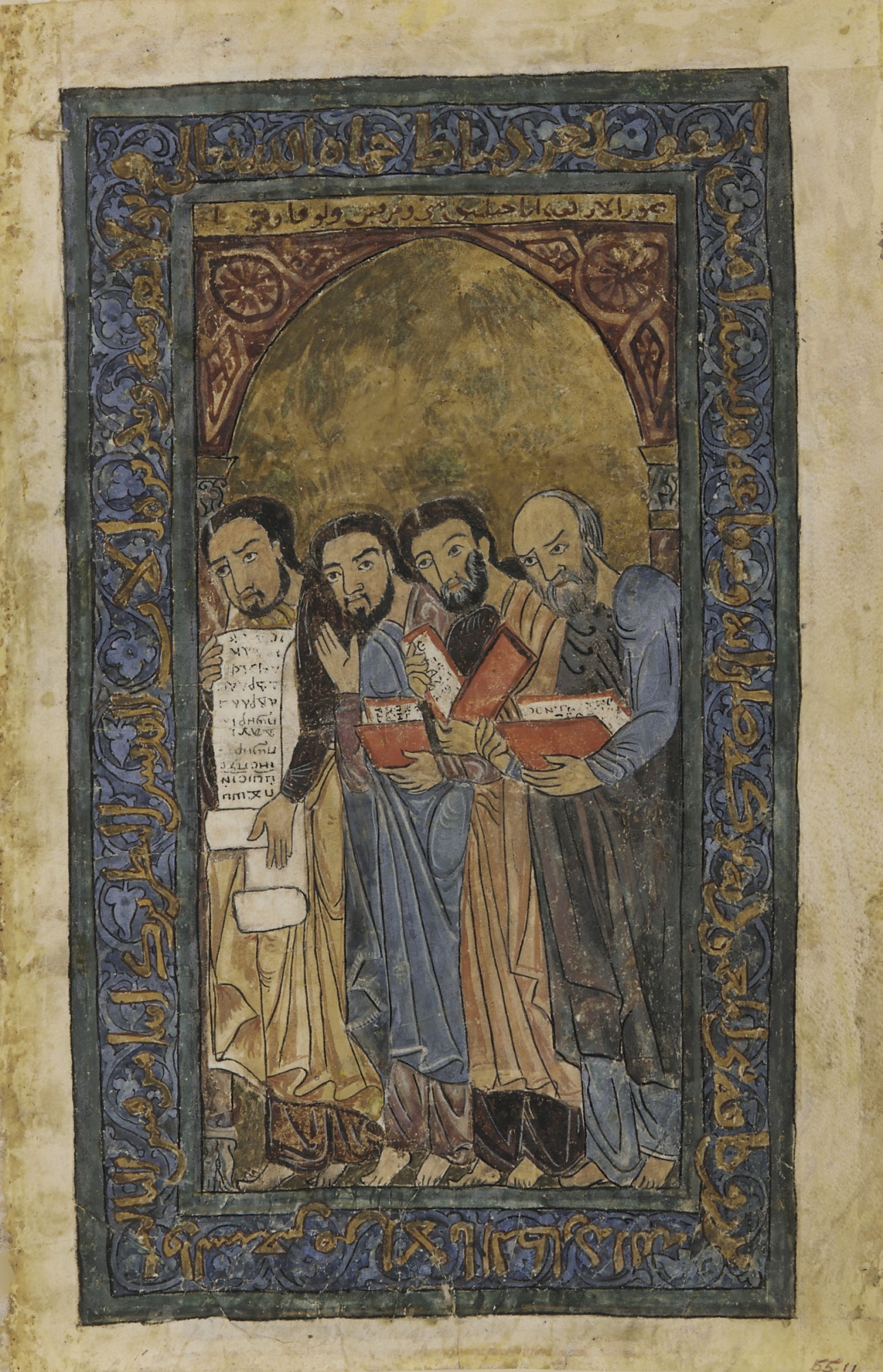 : Four Evangelists