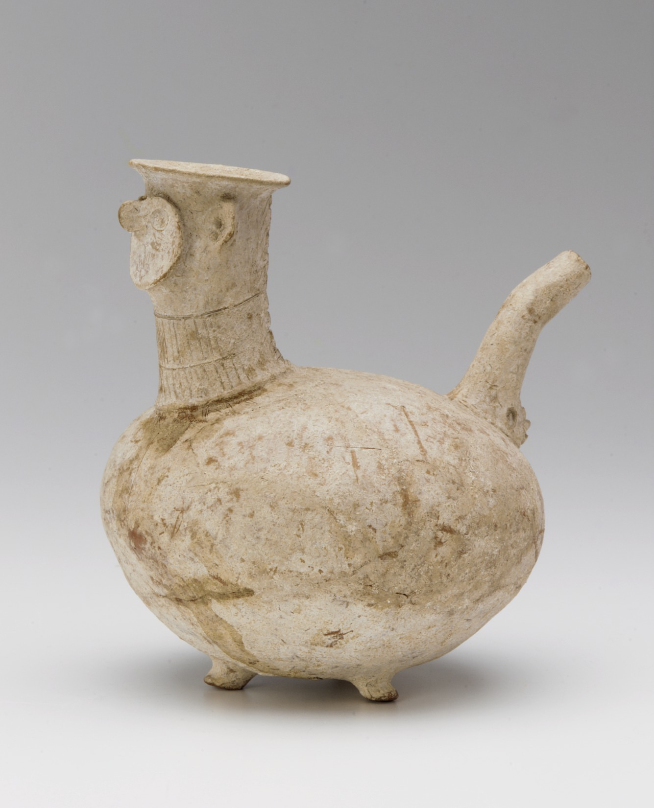 : Spouted vessel