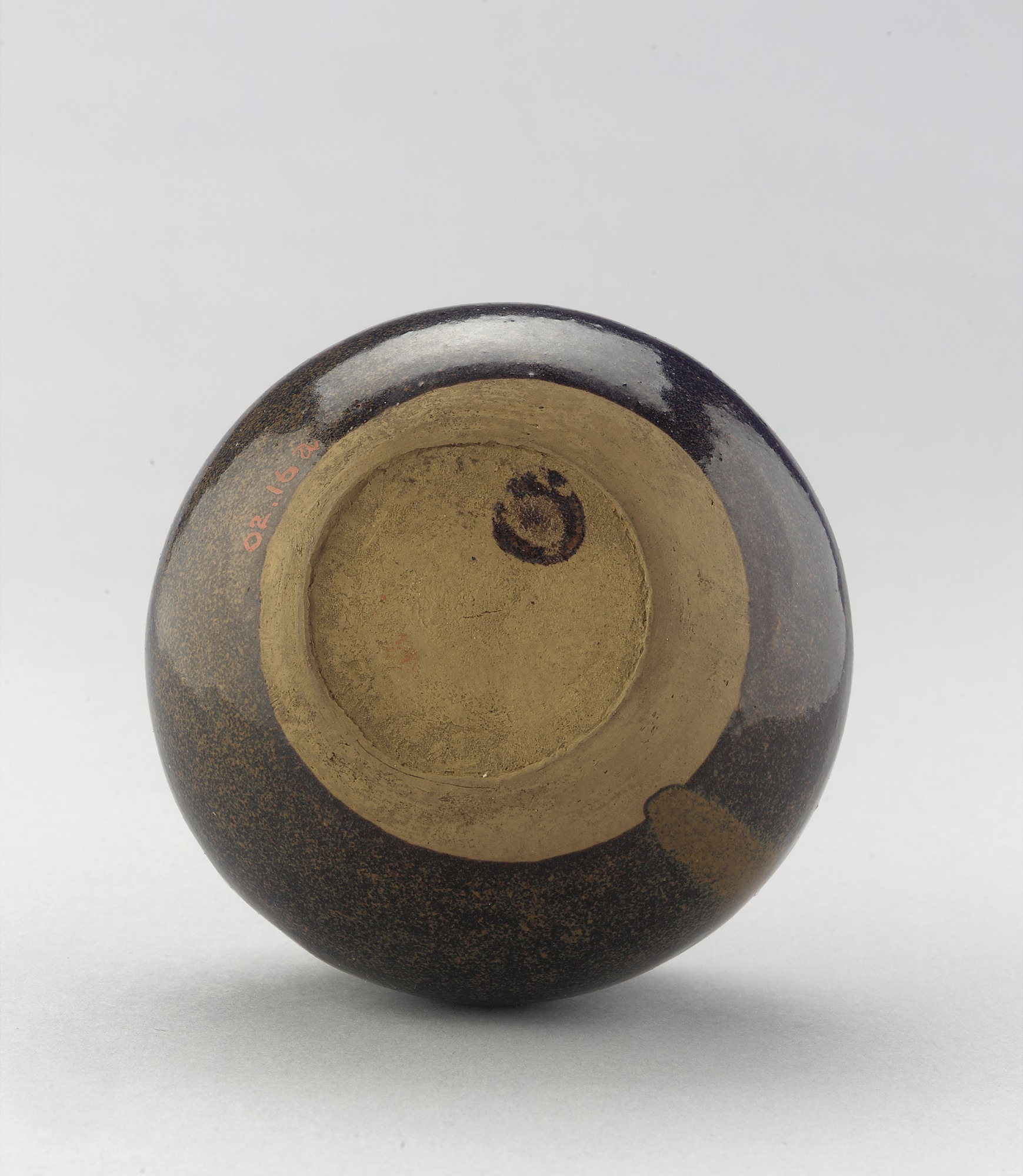 base: Chinese (karamono) tea caddy, taikai type