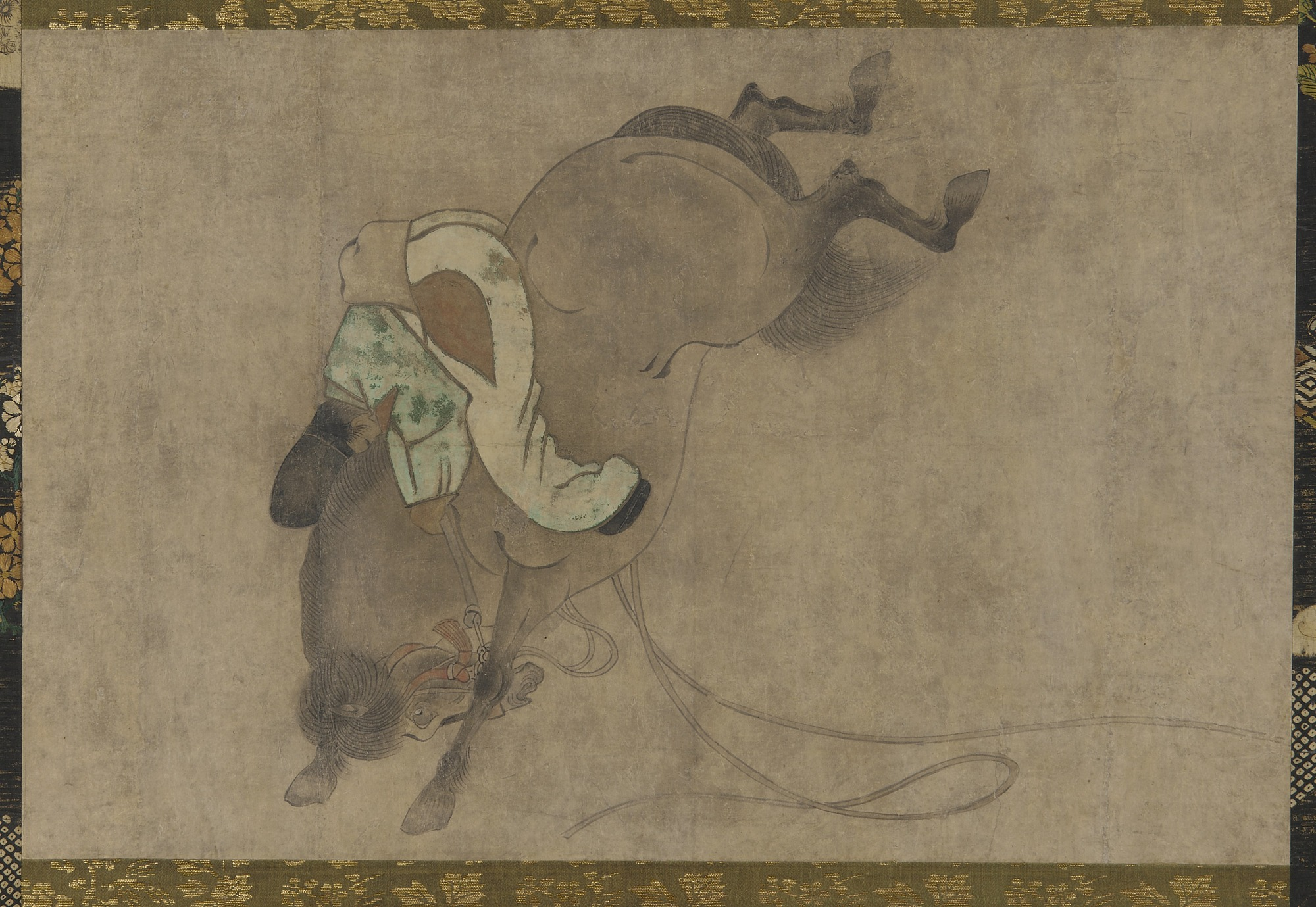image: Horse and Rider