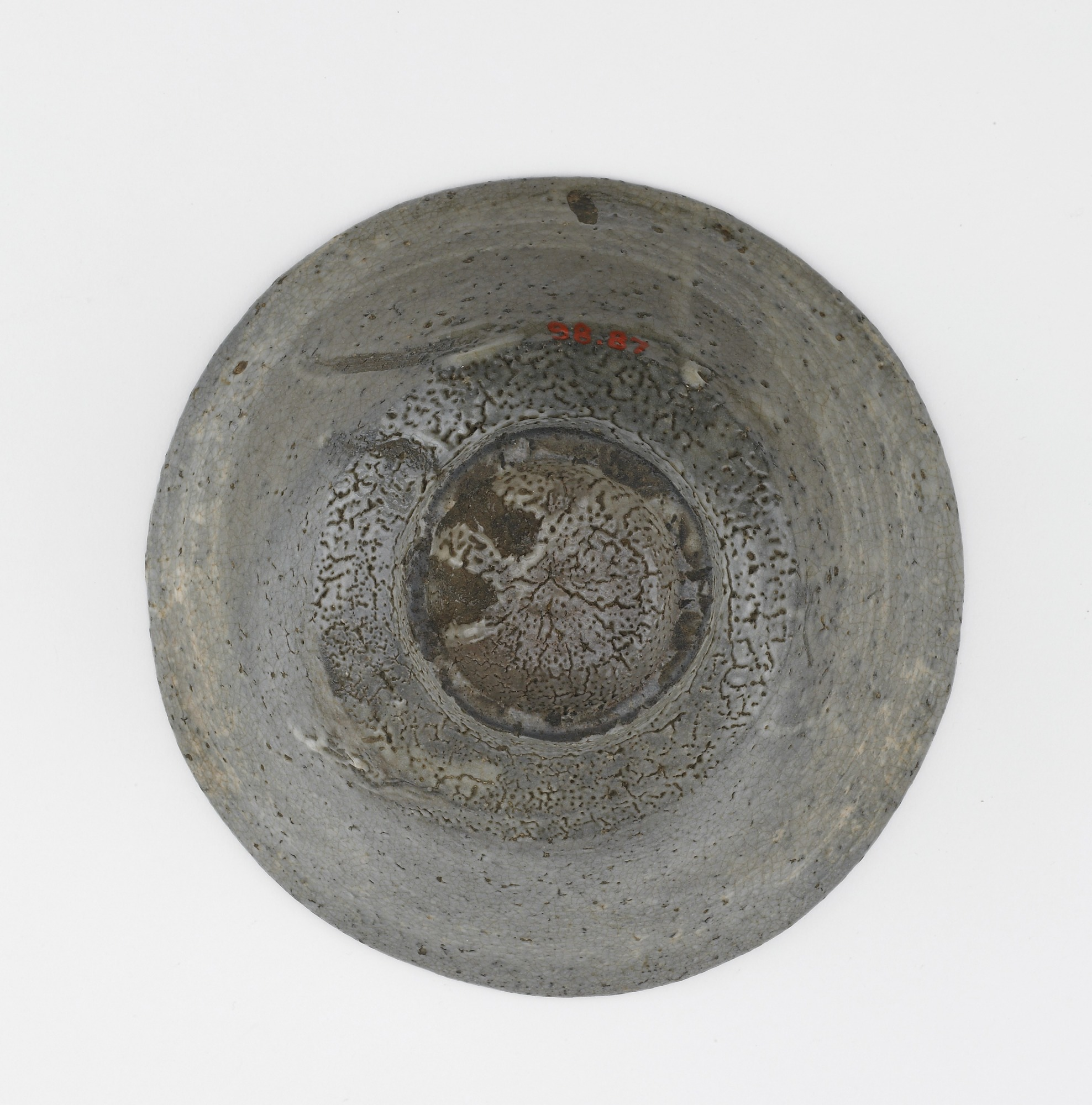 base: Tea bowl, Totoya type