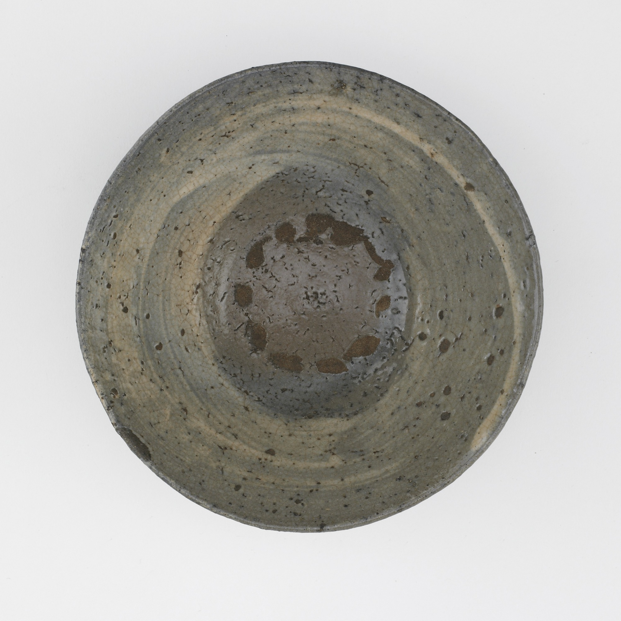 interior: Tea bowl, Totoya type