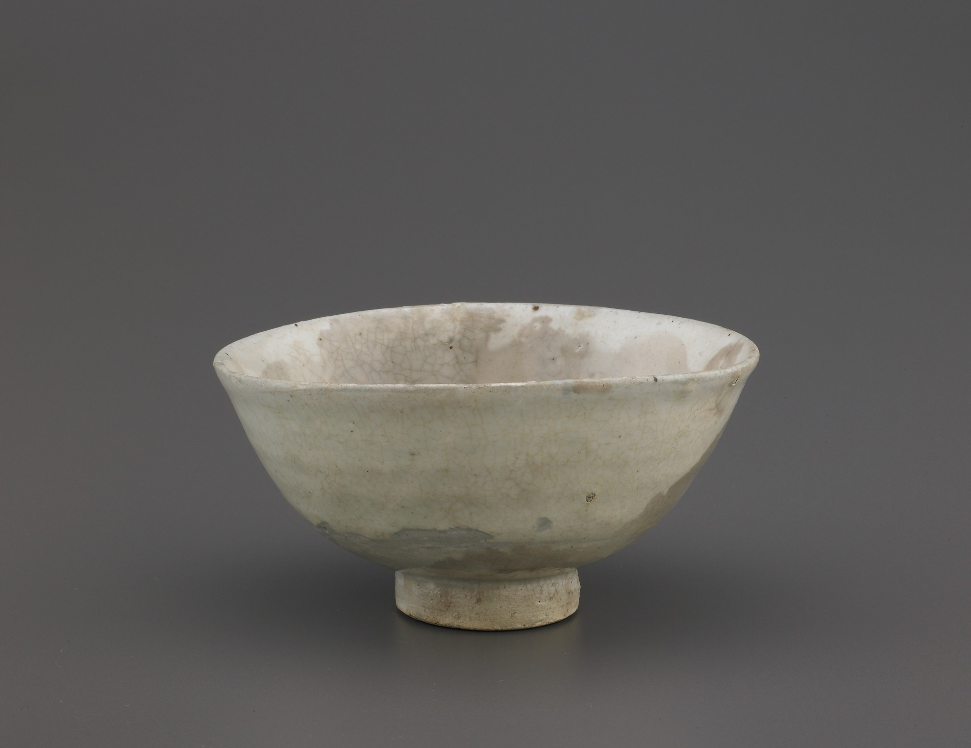Punch'ong ware bowl, profile