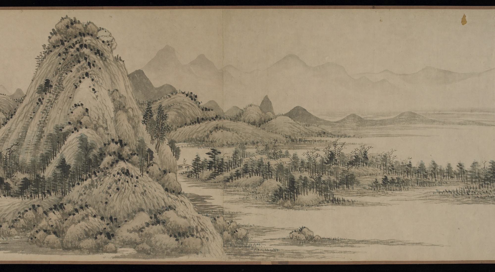 section 10: Dwelling in the Fuchun Mountains after Huang Gongwang