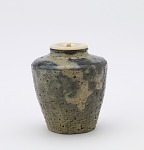 Tea caddy with faceted sides, katatsuki type