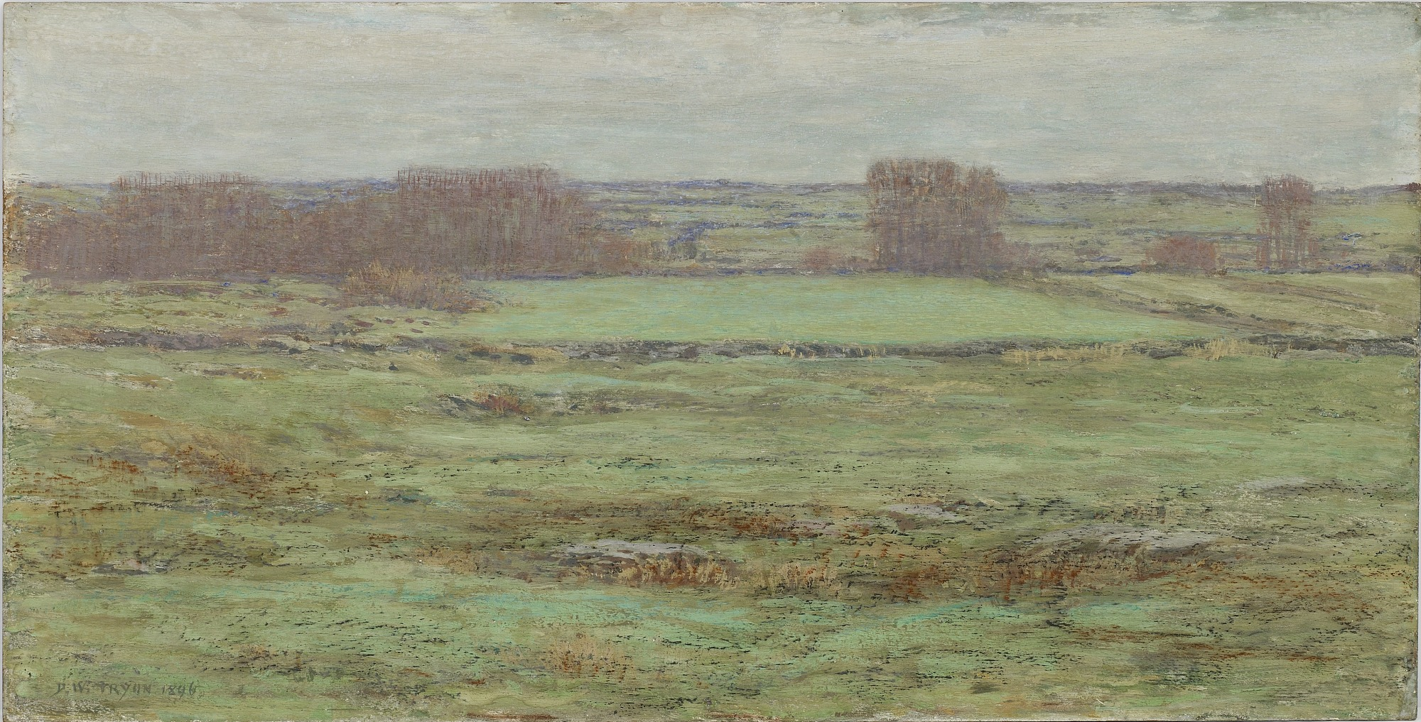 Pasture Lands: Early Spring