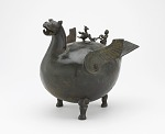 Ritual vessel (huo) in the form of a bird