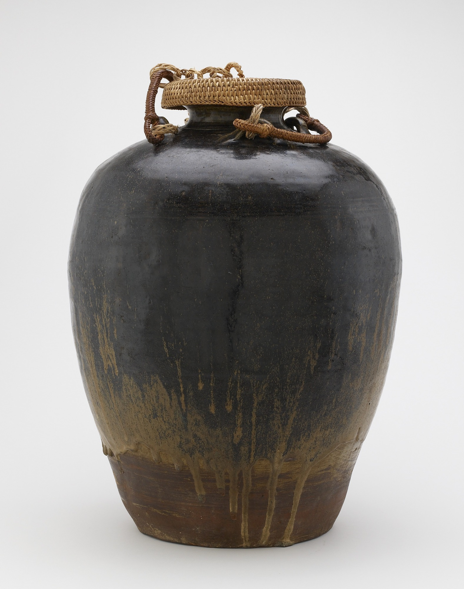 : Jar with four horizontal lugs