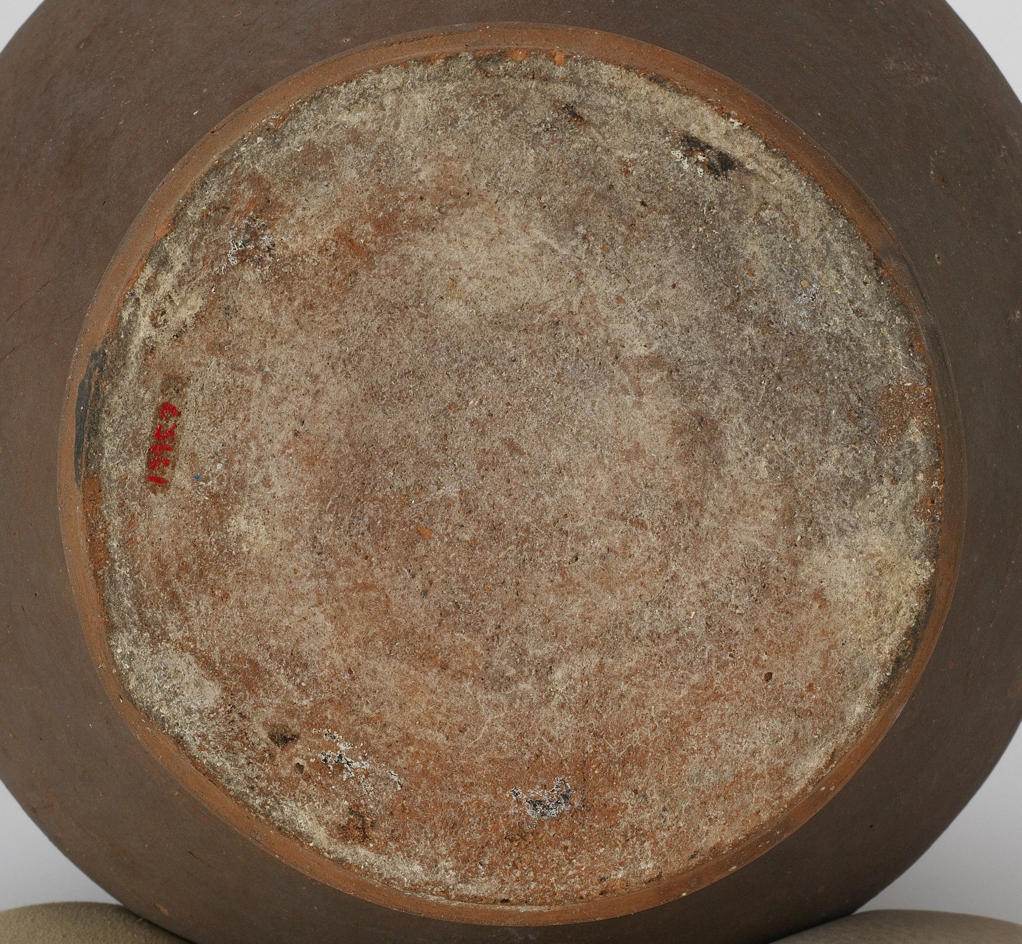 base: Jar with incised and applied decoration
