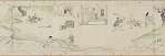Miracles performed by the bodhisattva Jizo (copy of a section of a handscroll)