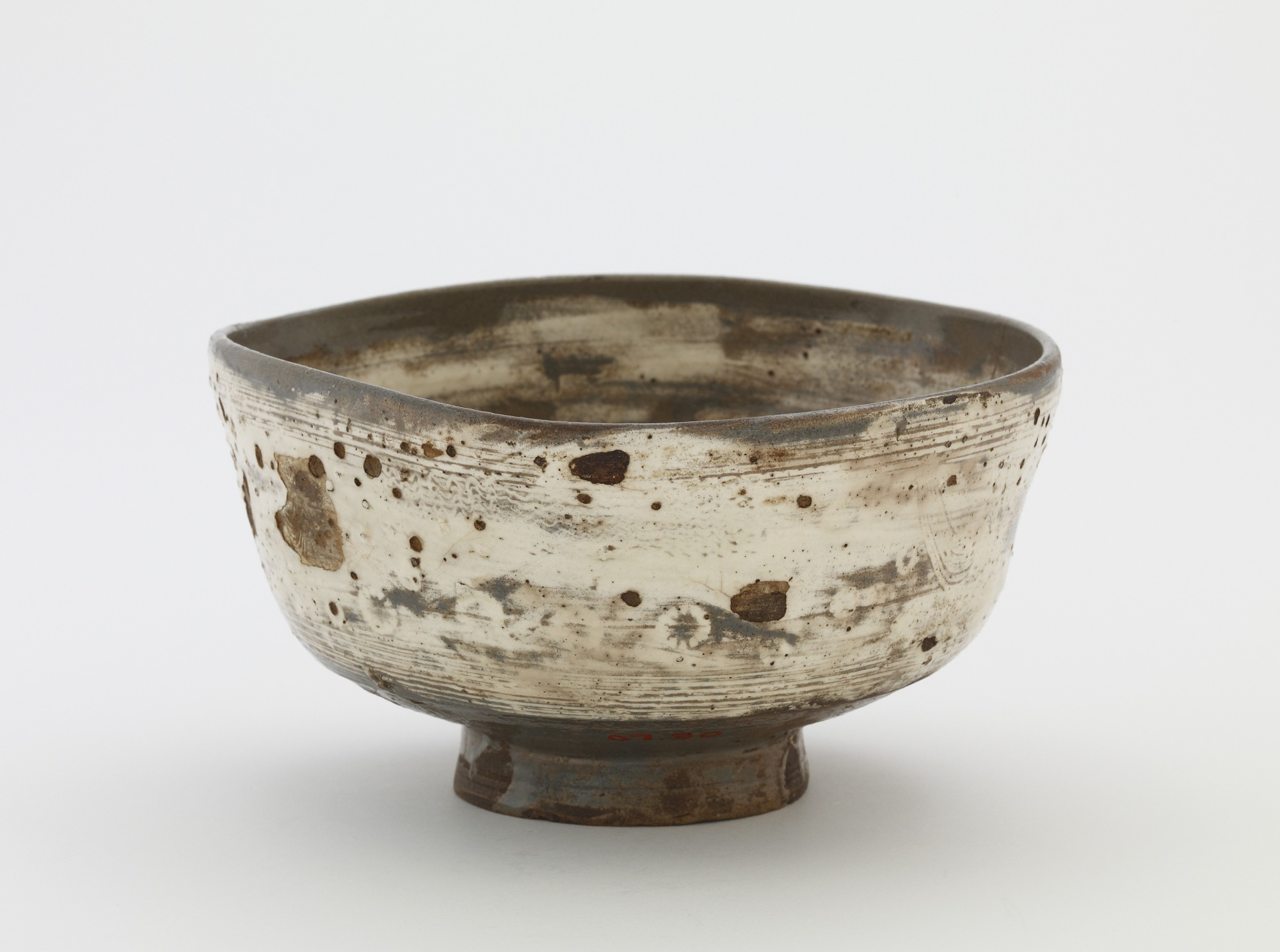 Serving bowl or tea bowl, profile