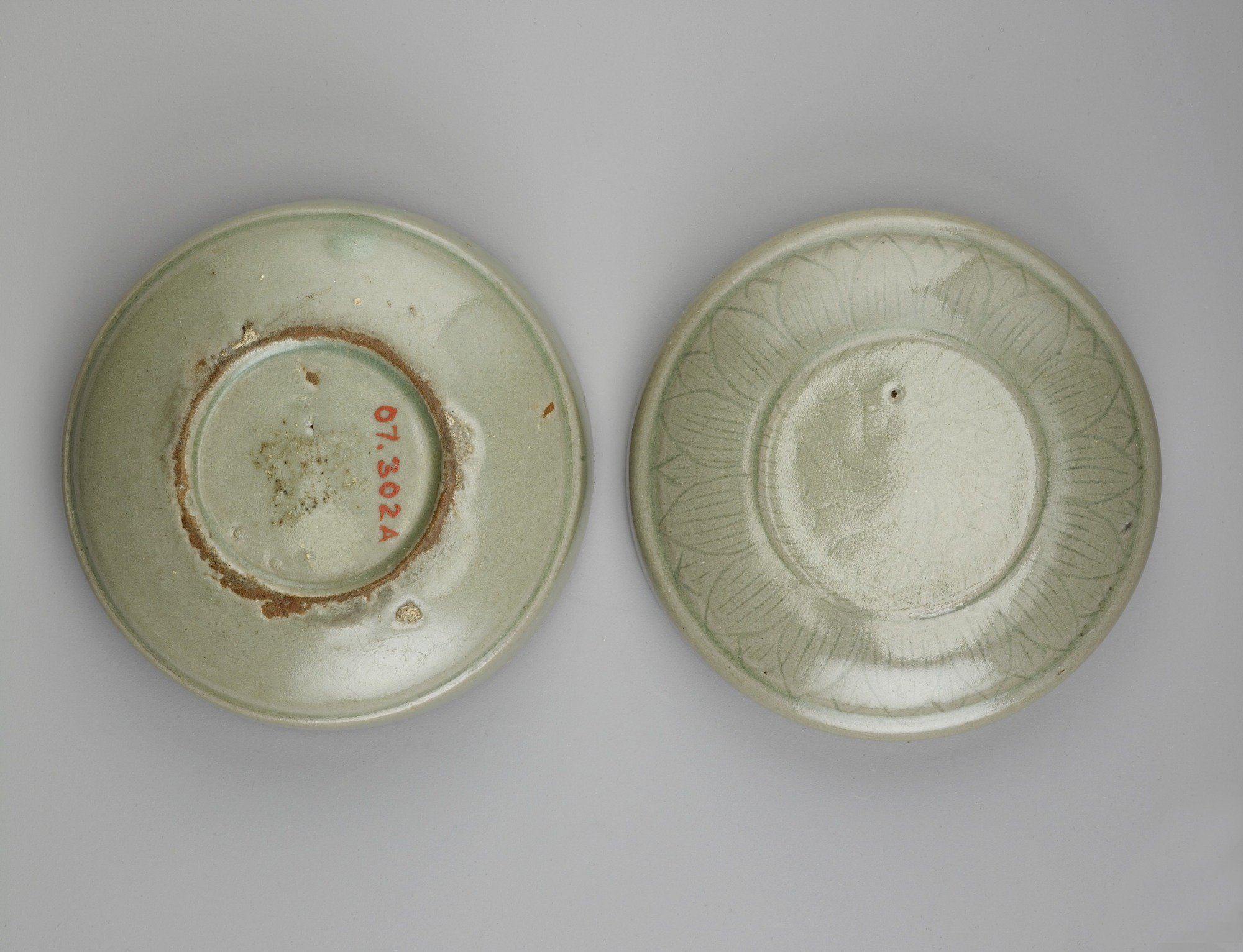 base and lid