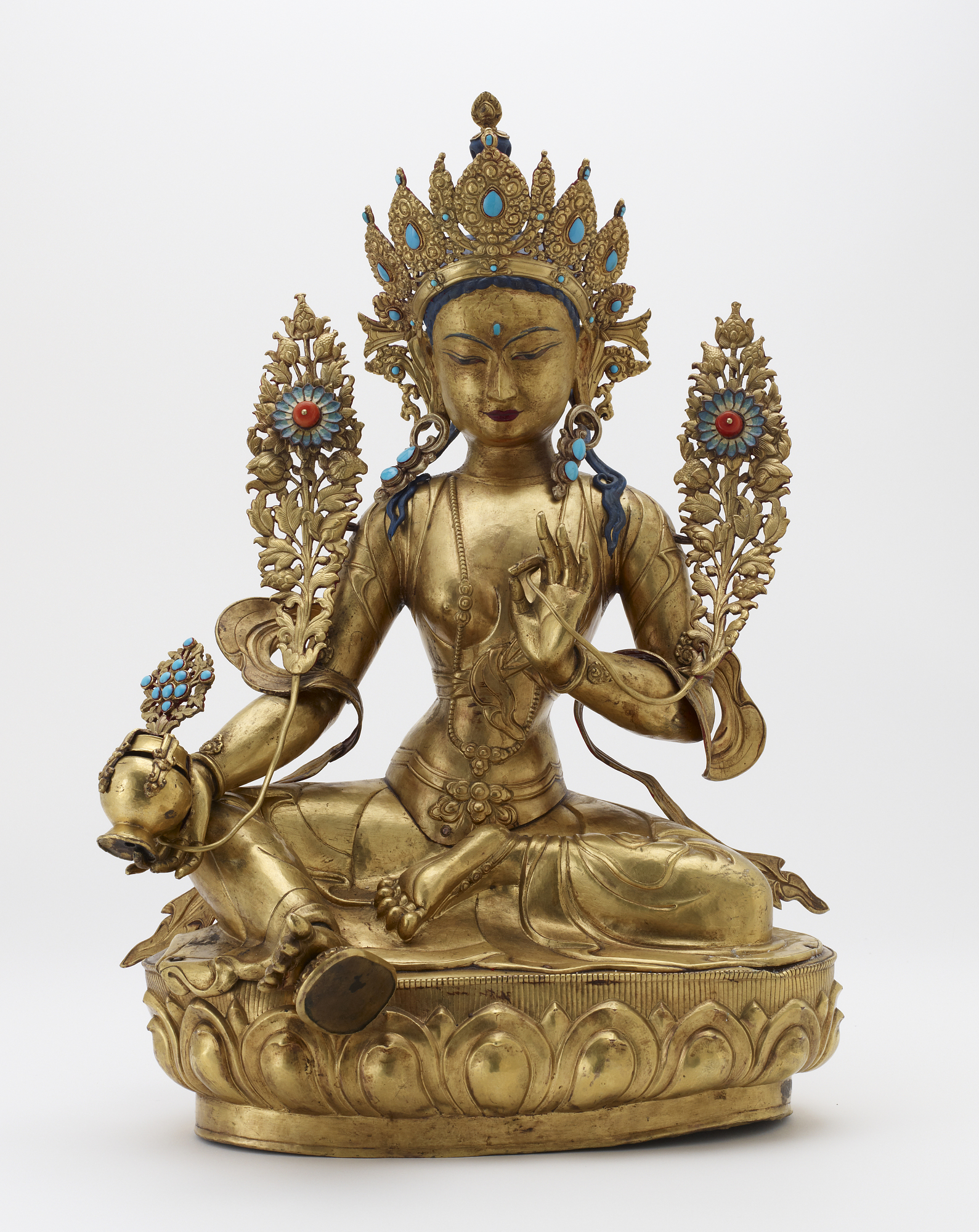 Tara (one of the Famed Twenty-one Tara Emanations)