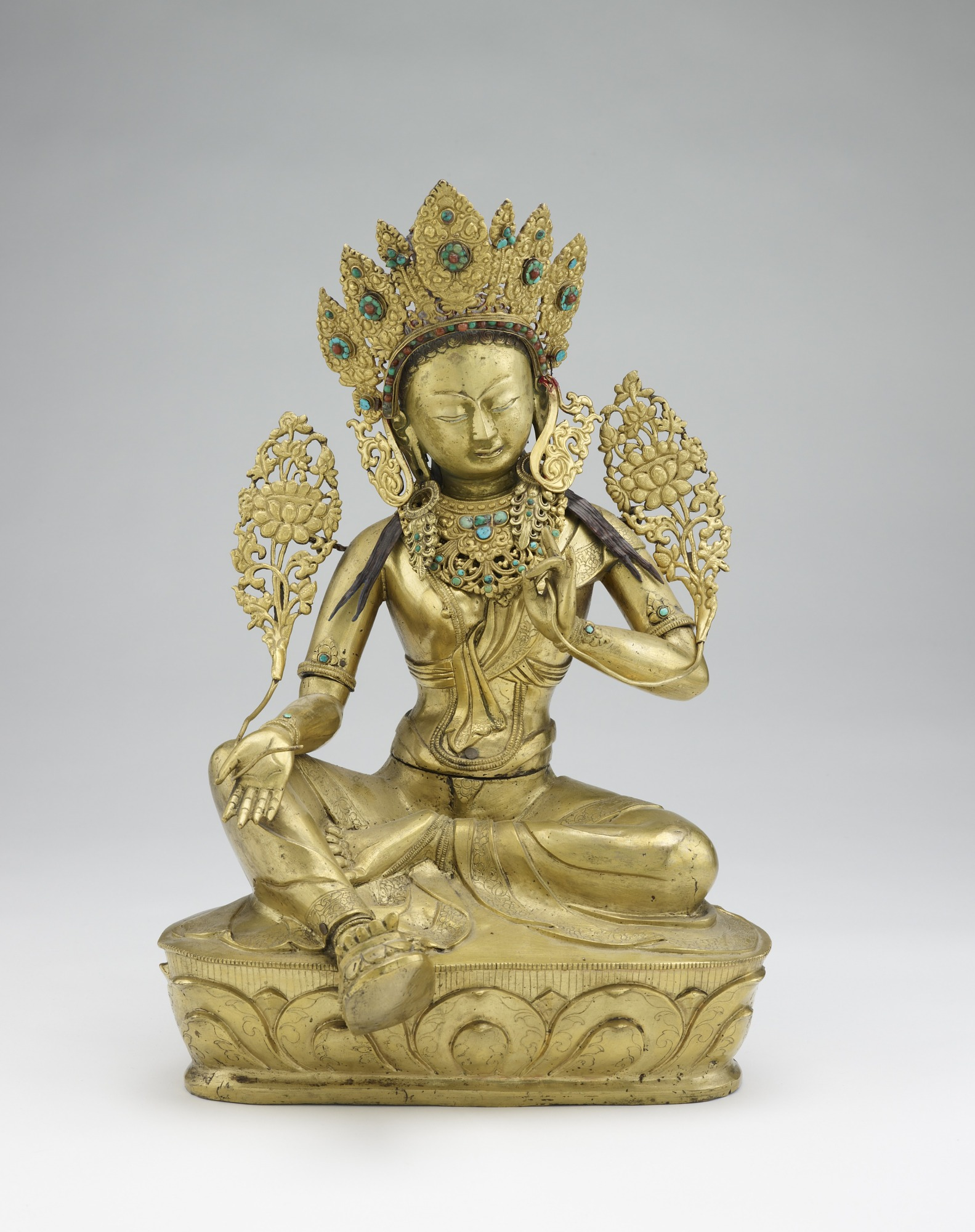 Khadiravani (Green or Yellow) Tara
