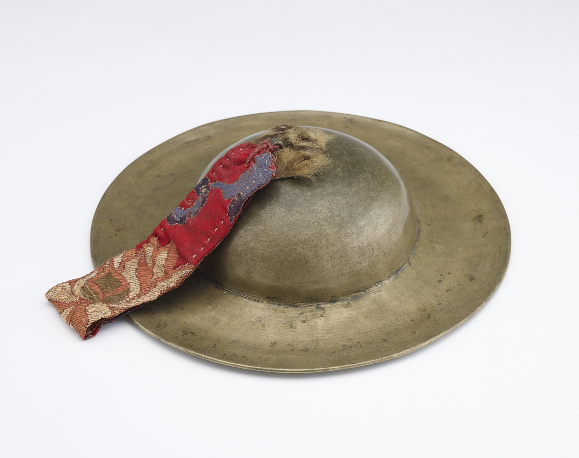 Pair of Small Cymbals with Carrying Case