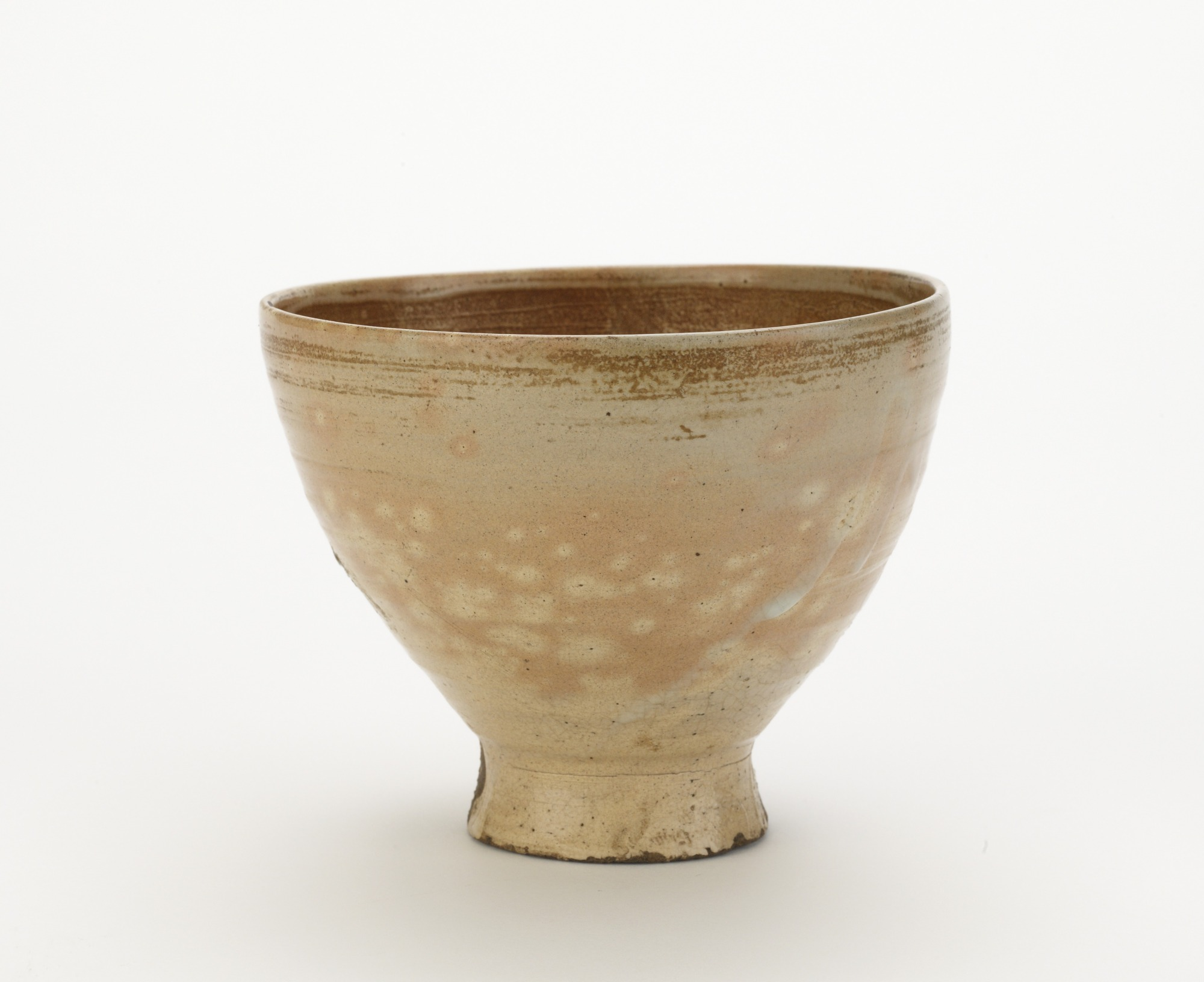 Tea bowl, Goki type, profile