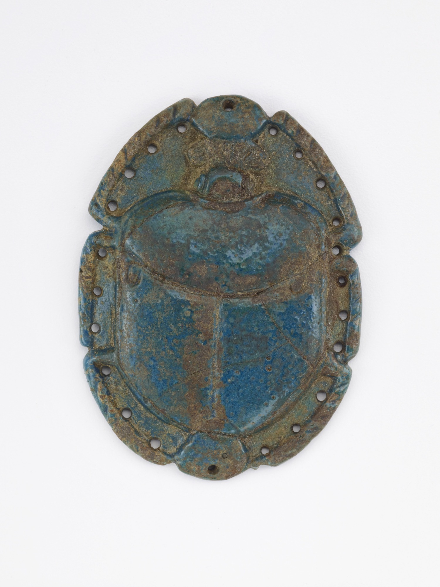 : Amulet of scarab beetle