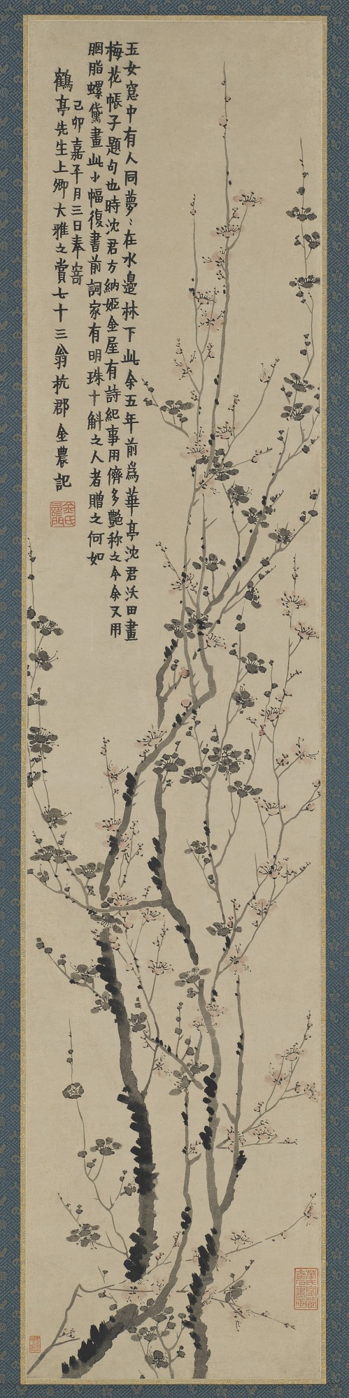 : Plum Blossoms