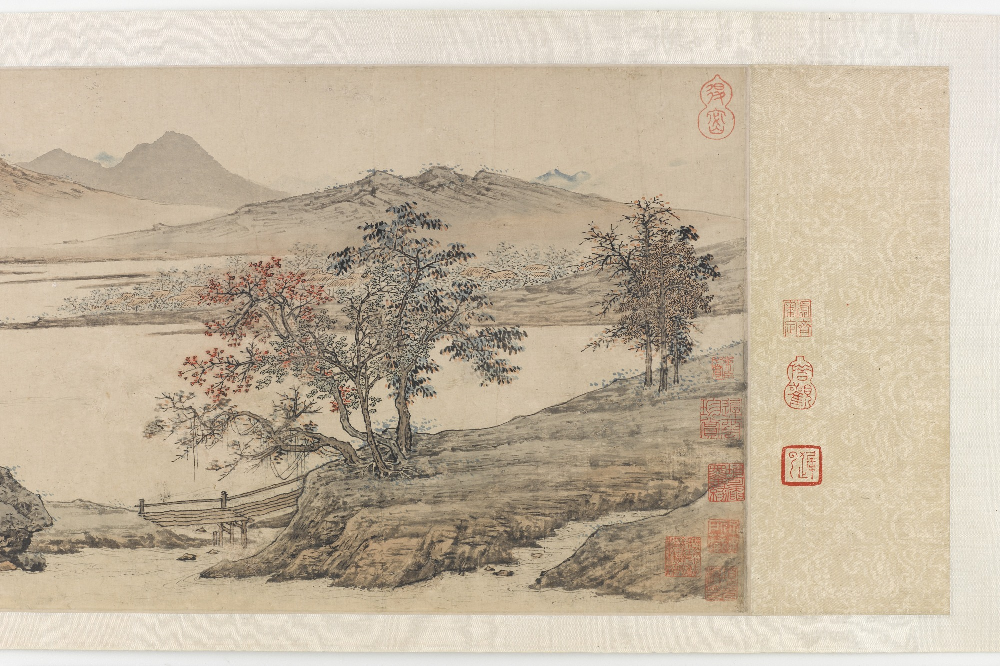 section 4: Landscape in the Style of Li Tang