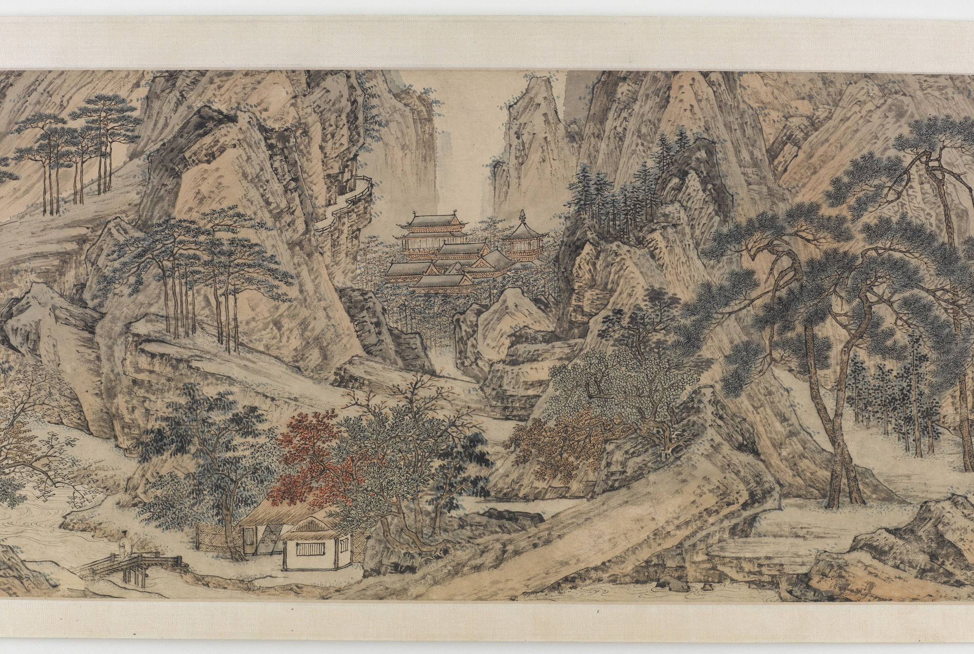 section 6: Landscape in the Style of Li Tang