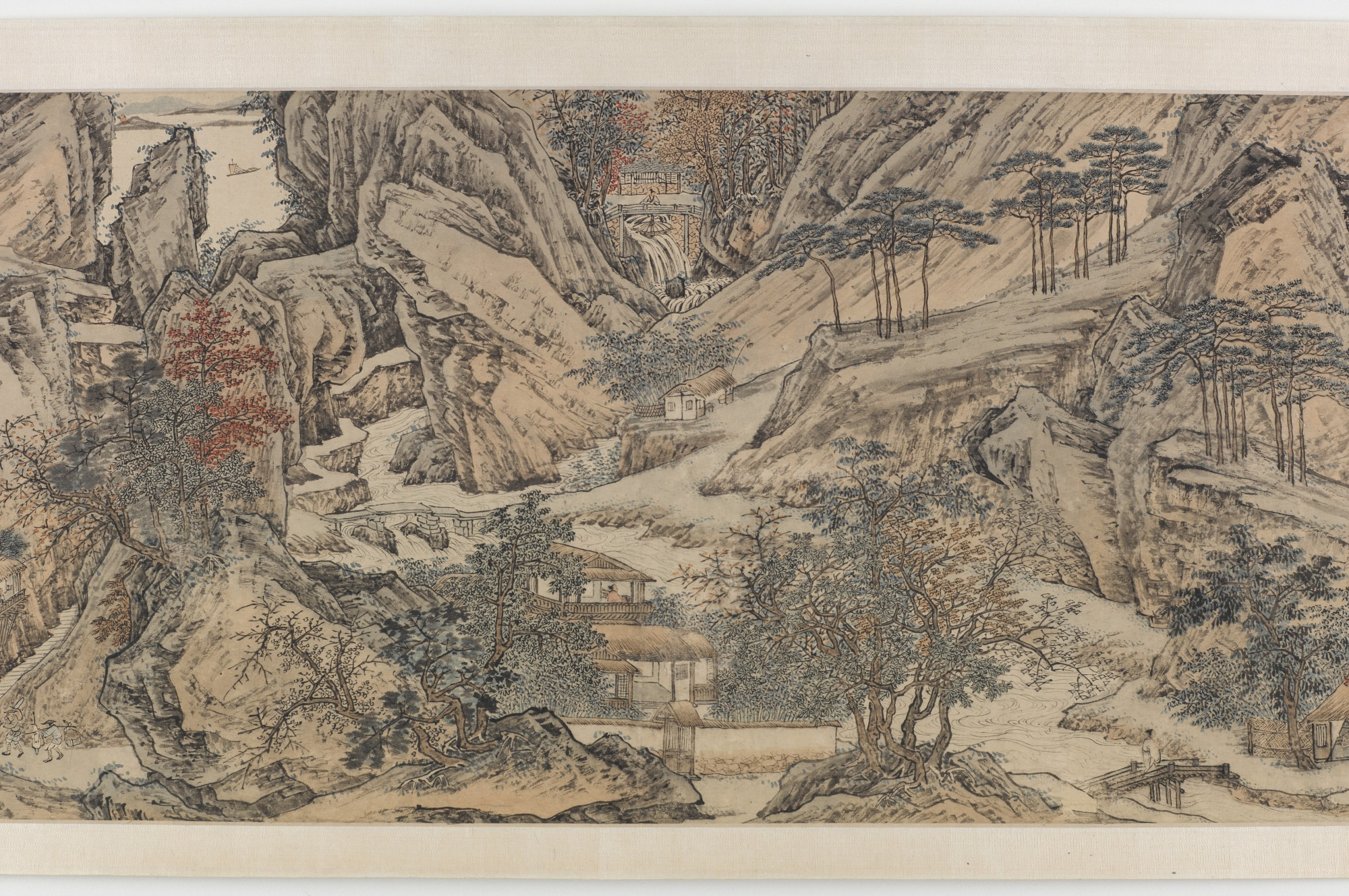 section 7: Landscape in the Style of Li Tang