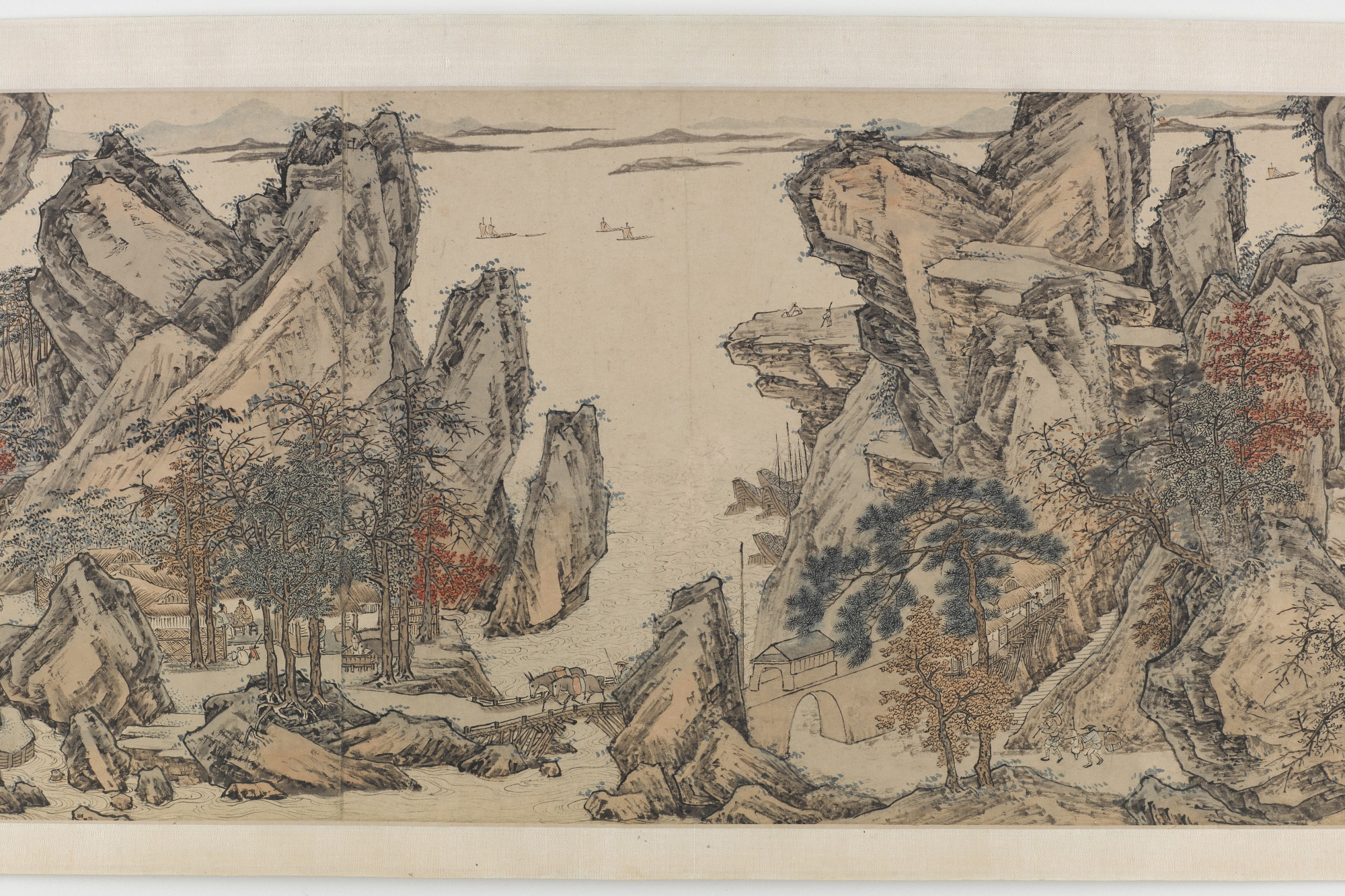 section 8: Landscape in the Style of Li Tang
